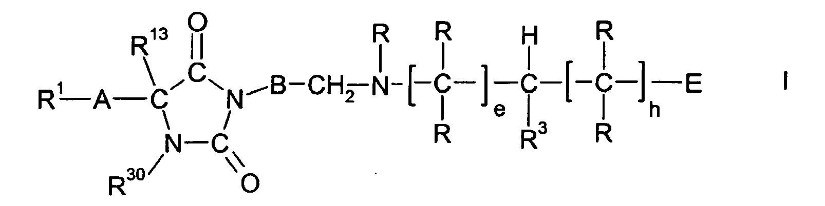 EP1414444B1 - Novel imidazolidine derivatives, their