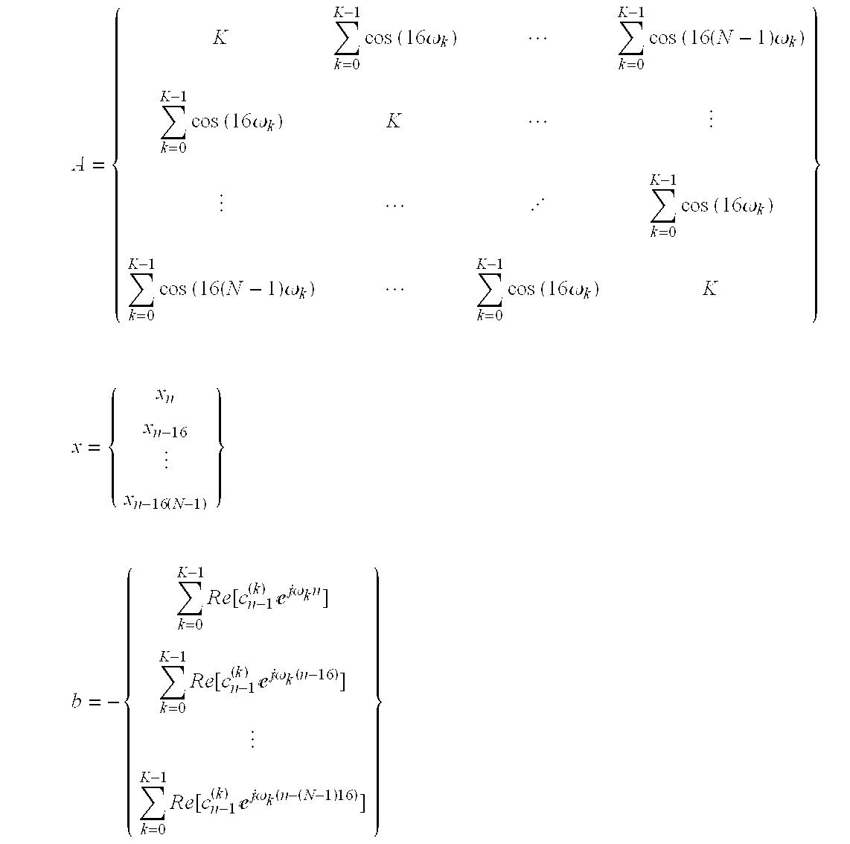 Figure US06192087-20010220-M00012