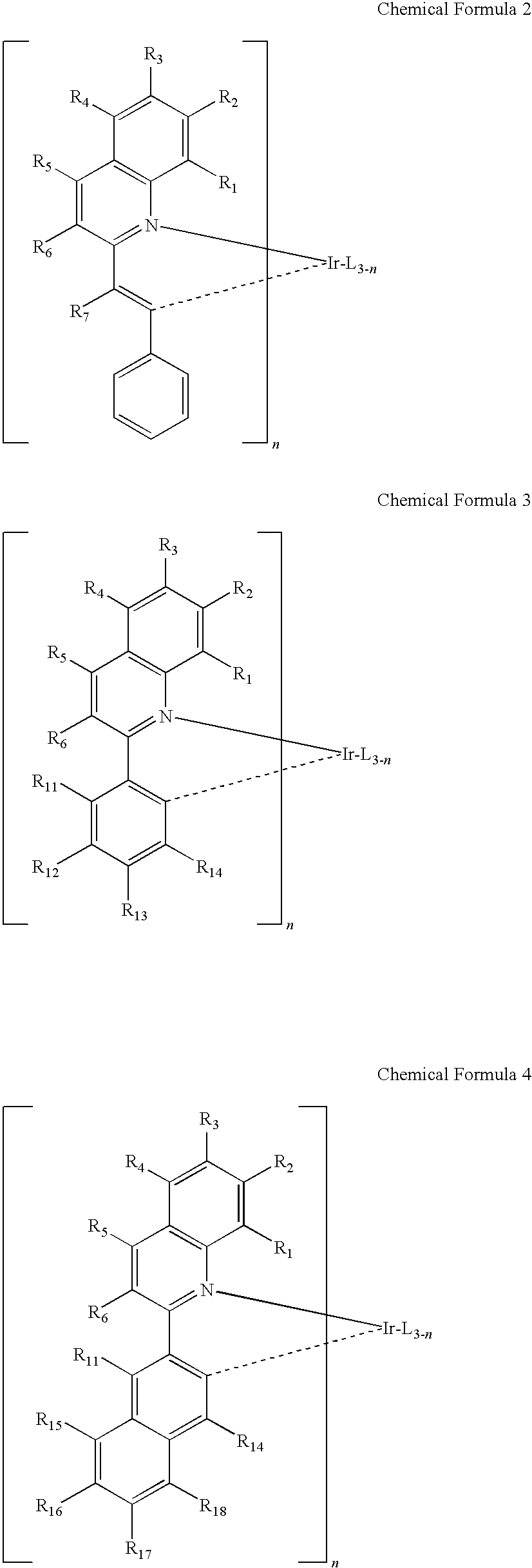Us20090261714a1 Novel Organic Electroluminescent Compounds And