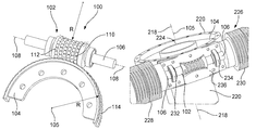 US8944368B2 - Aircraft steering actuator - Google Patents