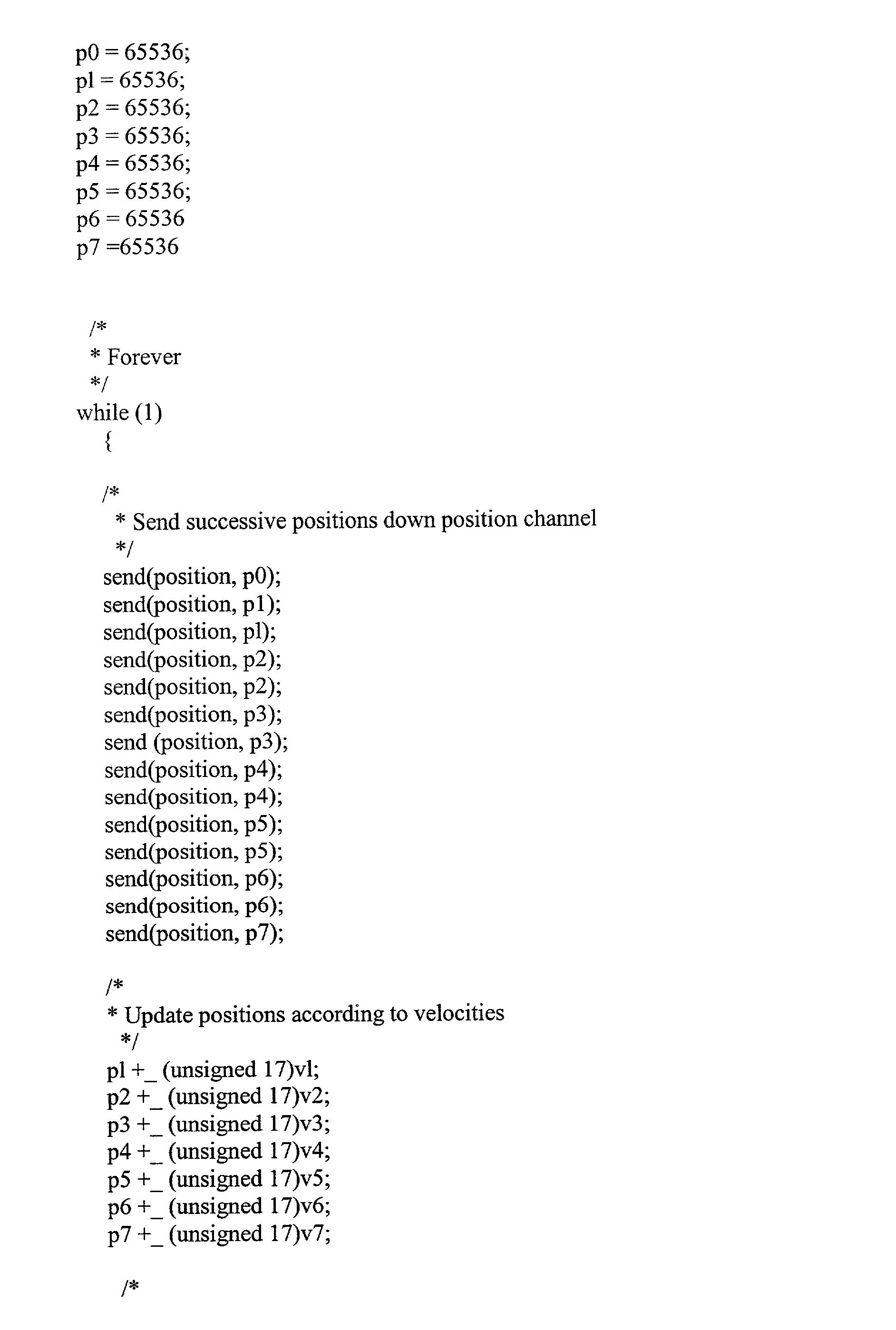 Figure US20030140337A1-20030724-P00005