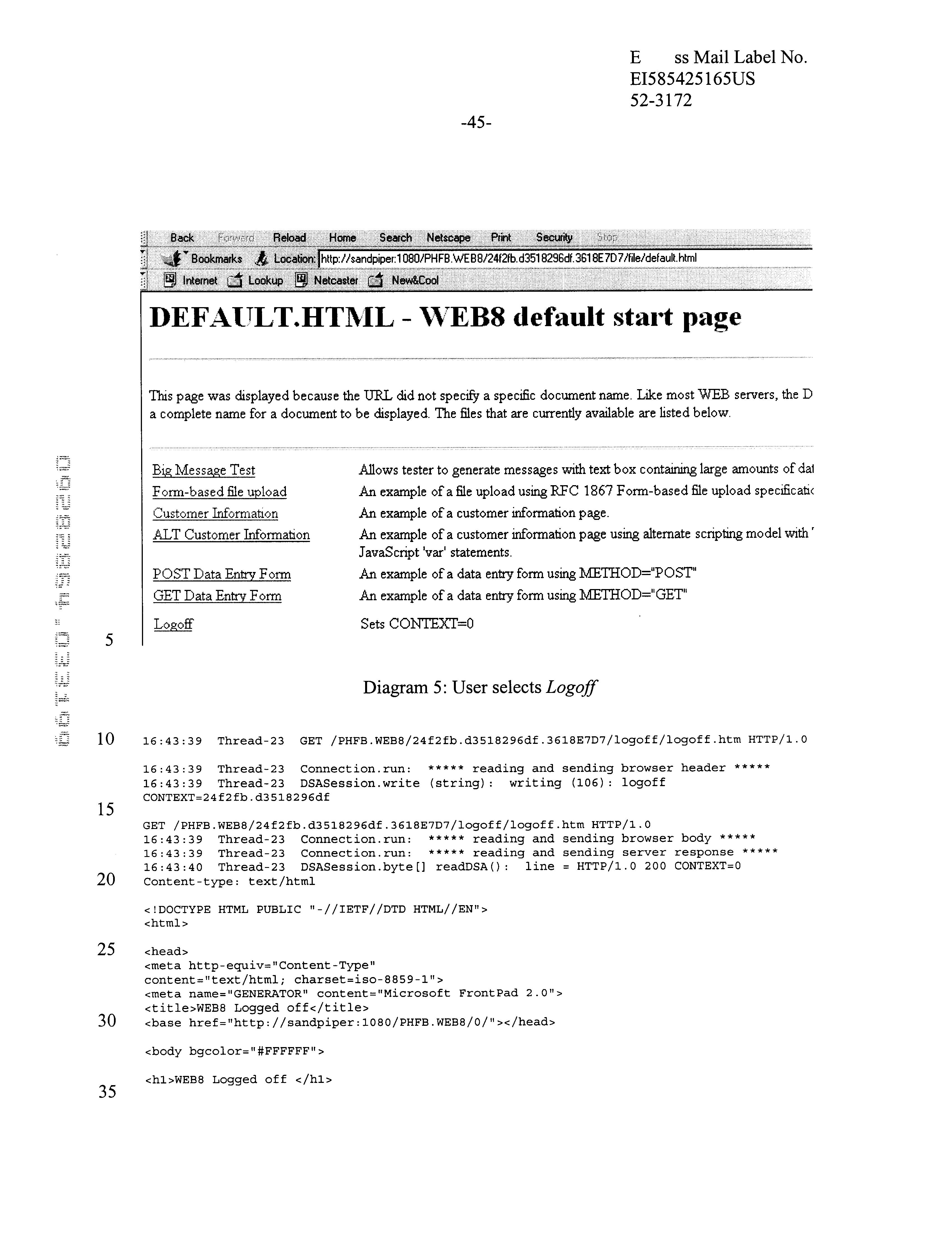 Figure US06338089-20020108-P00011
