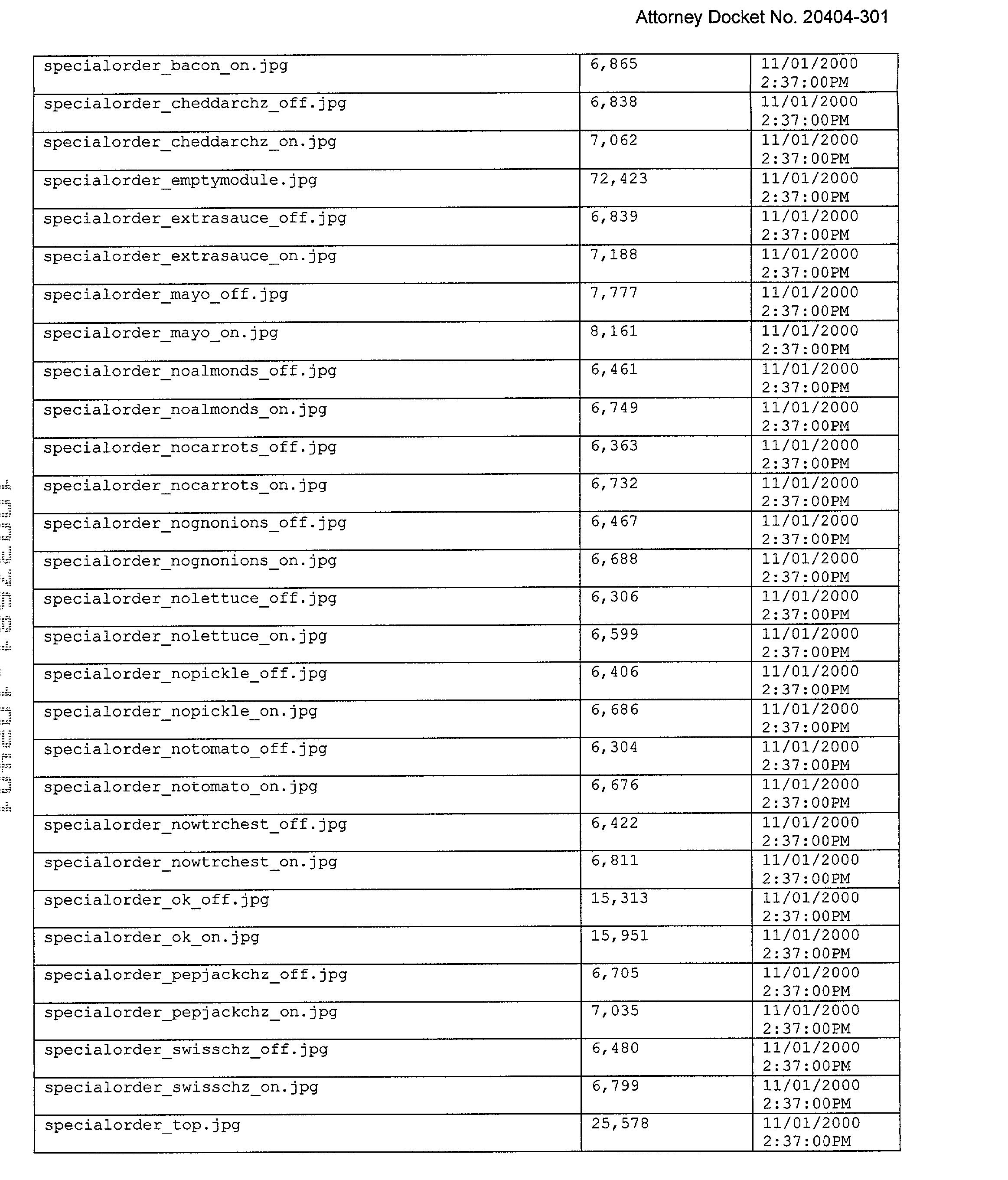 Figure US20030078793A1-20030424-P00019
