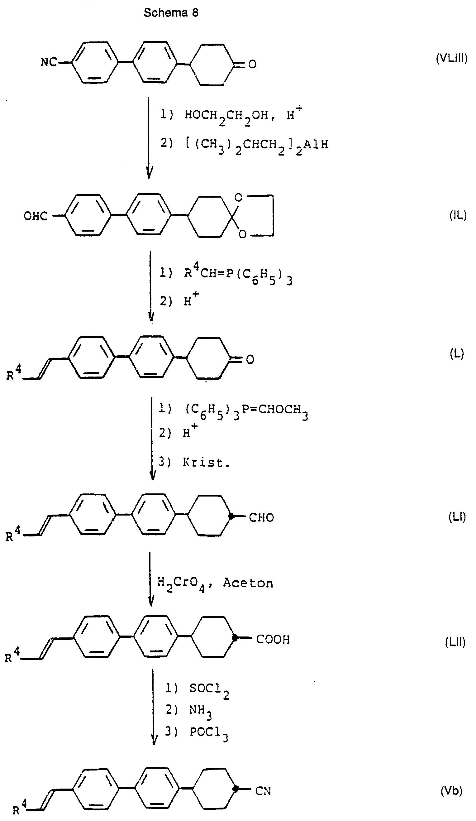 EP0172360B1 - Cyclohexanecarbonitriles and their use as