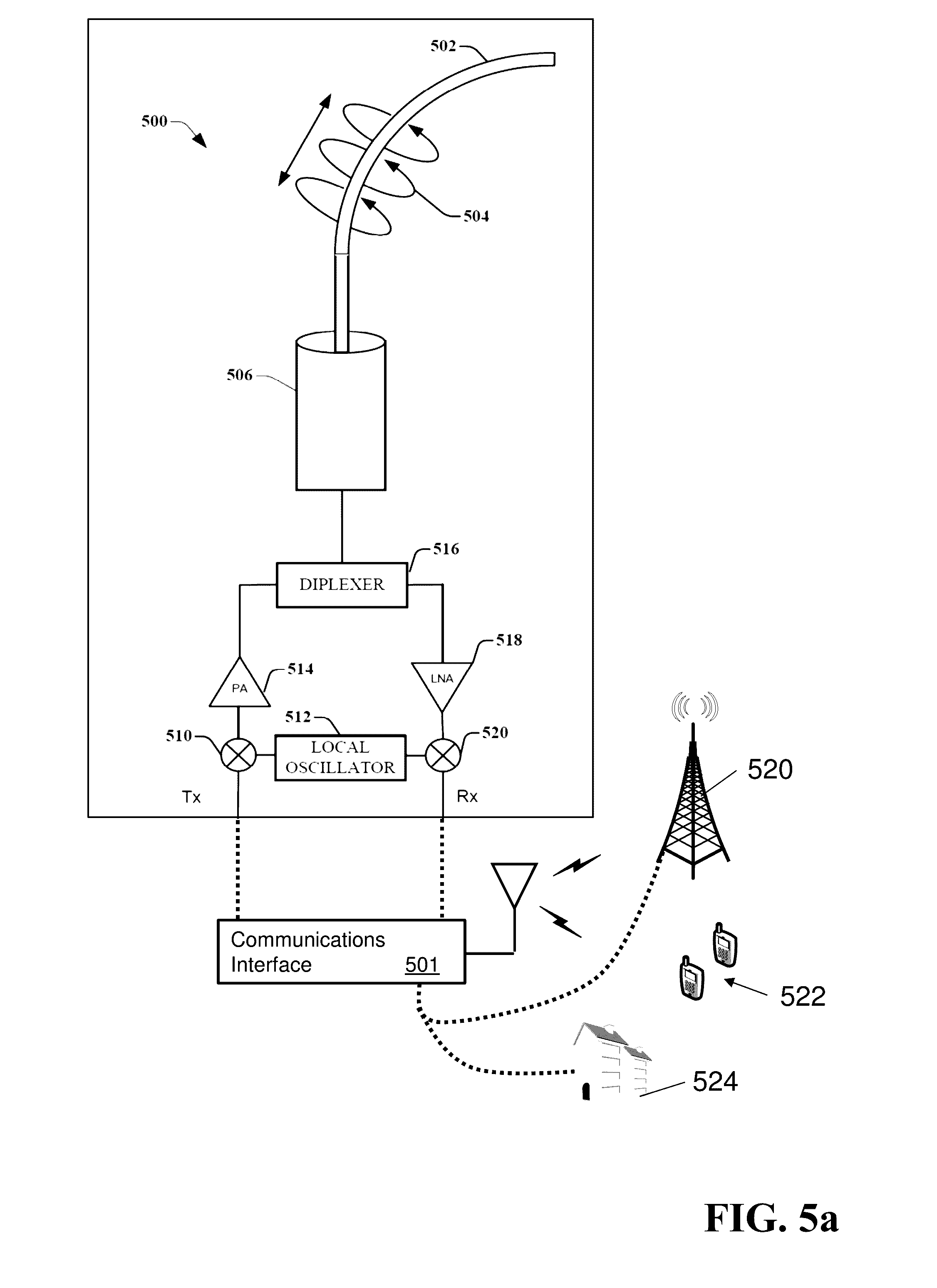 Us9544006b2 Transmission Device With Mode Division Multiplexing Southwire Submersible Electrical Cable Copper Wire And Methods For Use Therewith Google Patents