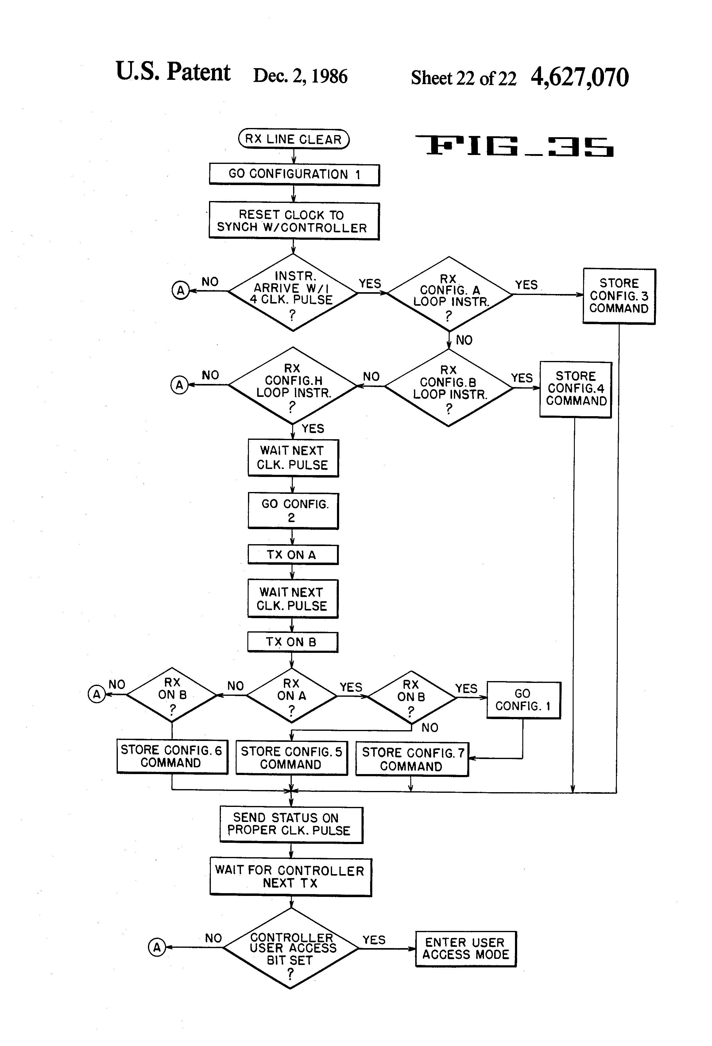 Access Instr us4627070a - asynchronous data bus system - google patents
