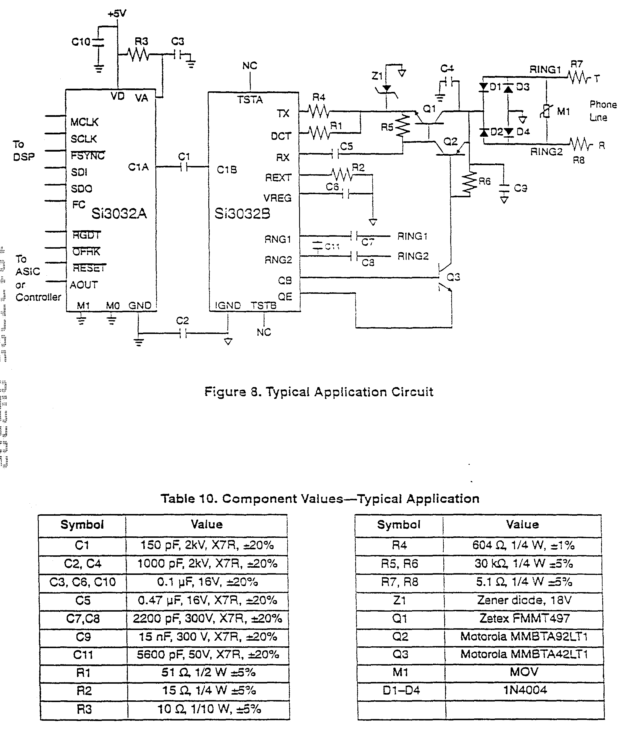 Us20020154702a1 Direct Digital Access Arrangement Circuitry And Dsl Work Diagram Likewise Telephone Phone Line Wiring Moreover Figure 20021024 P00008