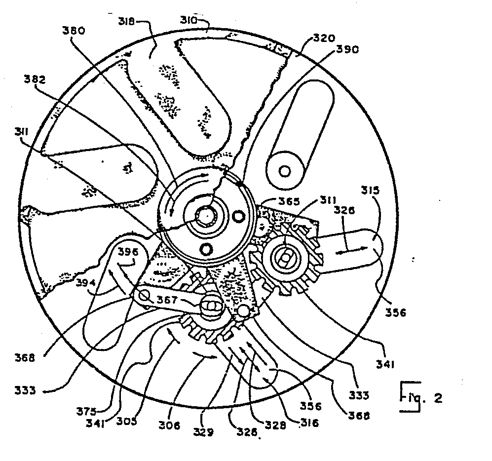 EP0116731A1 - Automatic transmission having a continuously variable