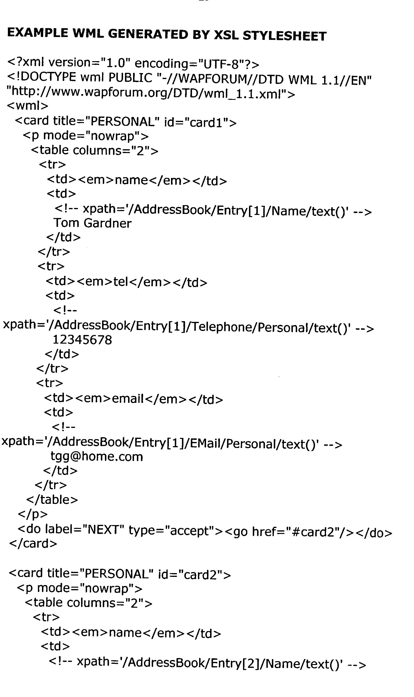 Figure US20030110442A1-20030612-P00008
