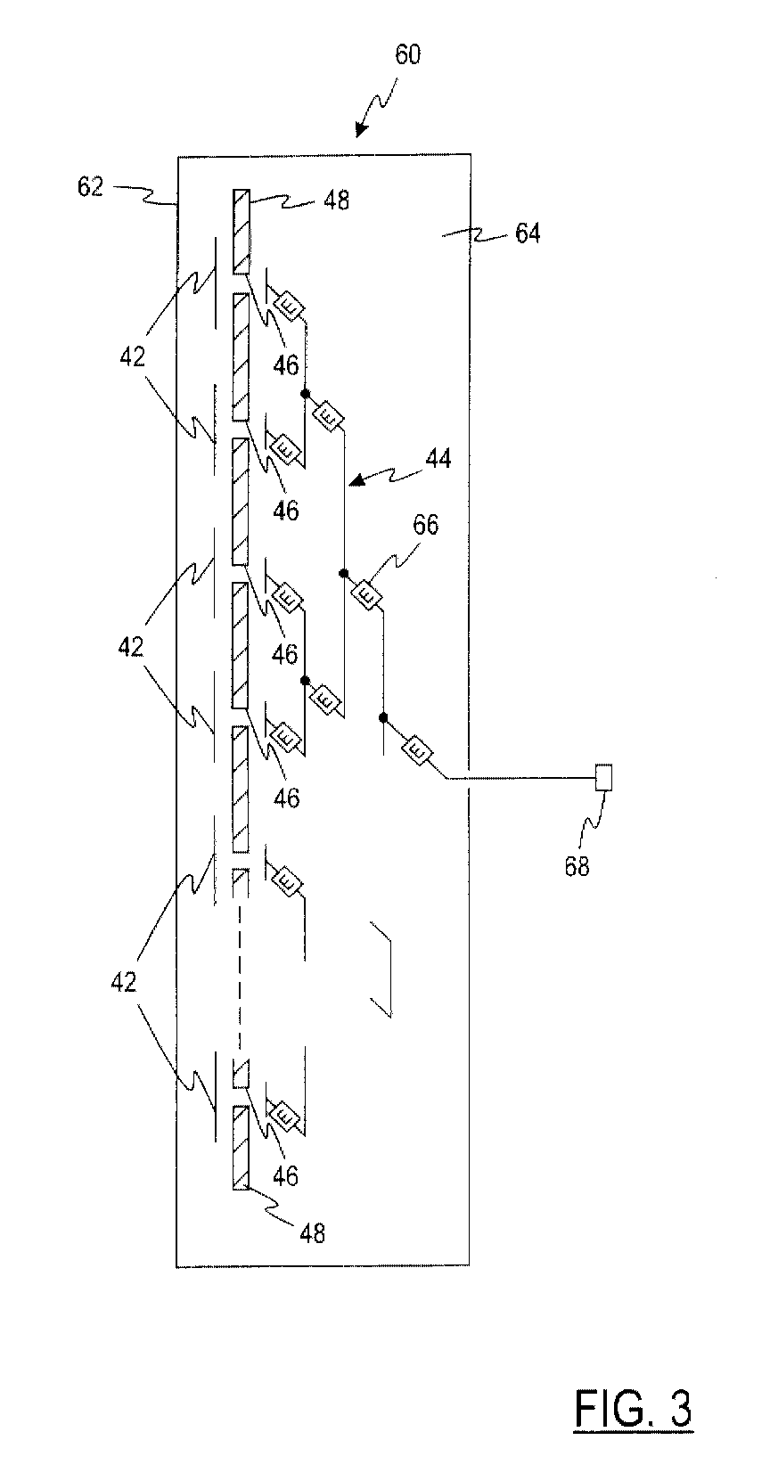 Ep1117147a2 Lightning Protection For An Active Antenna Using Patch Detector Circuit Diagram Figure 00000001