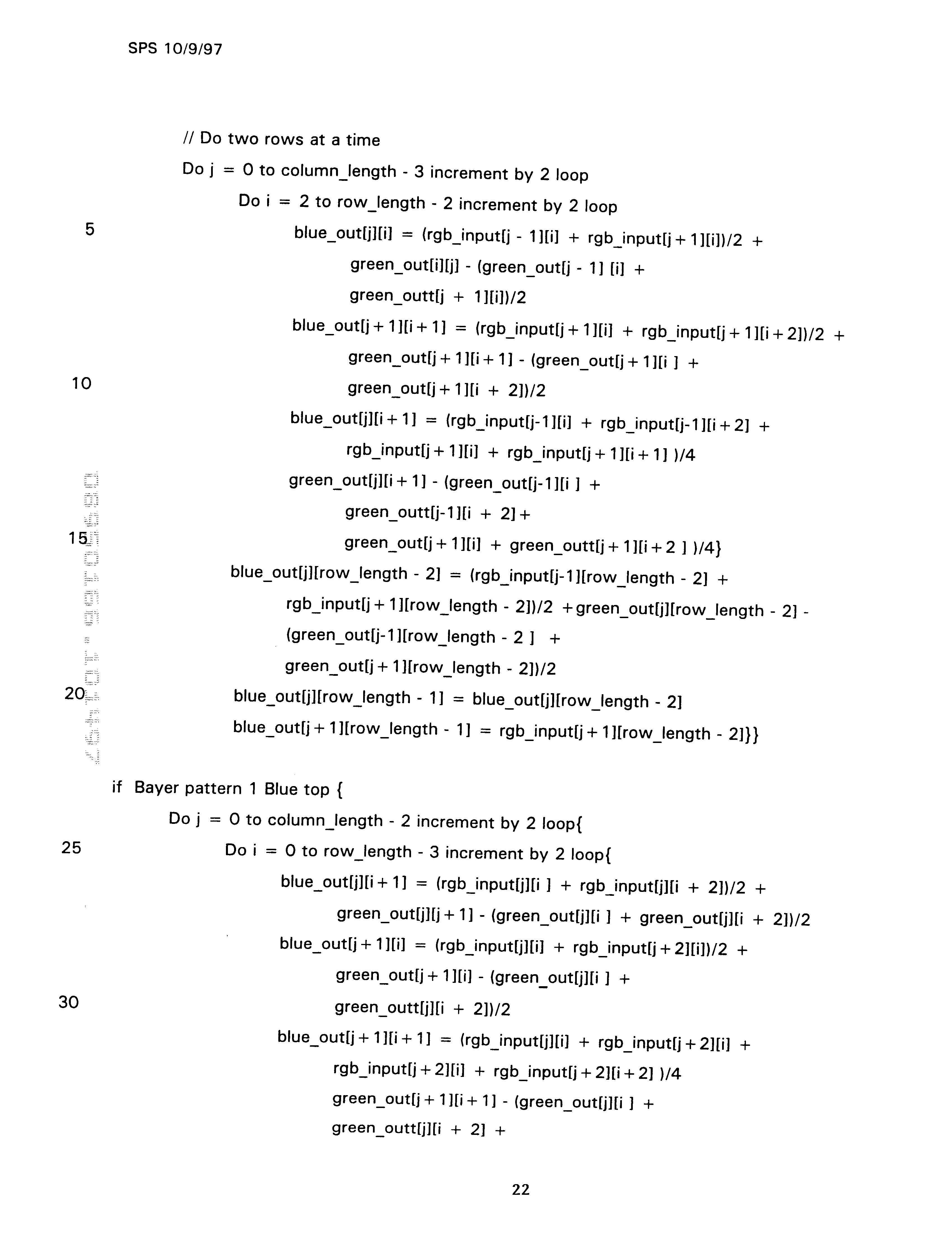 Figure US06181376-20010130-P00011