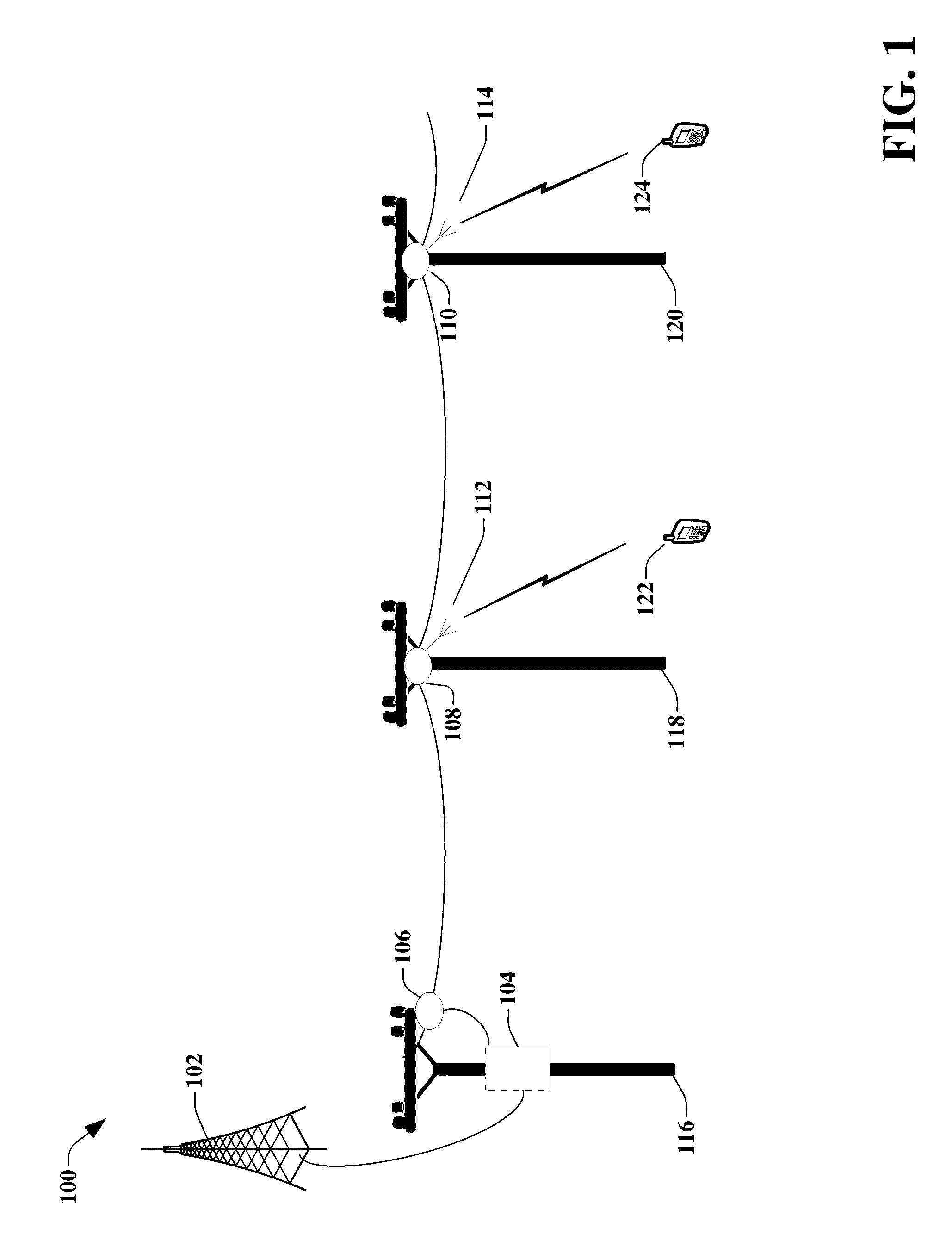US9525210B2 - Guided-wave transmission device with non ... on