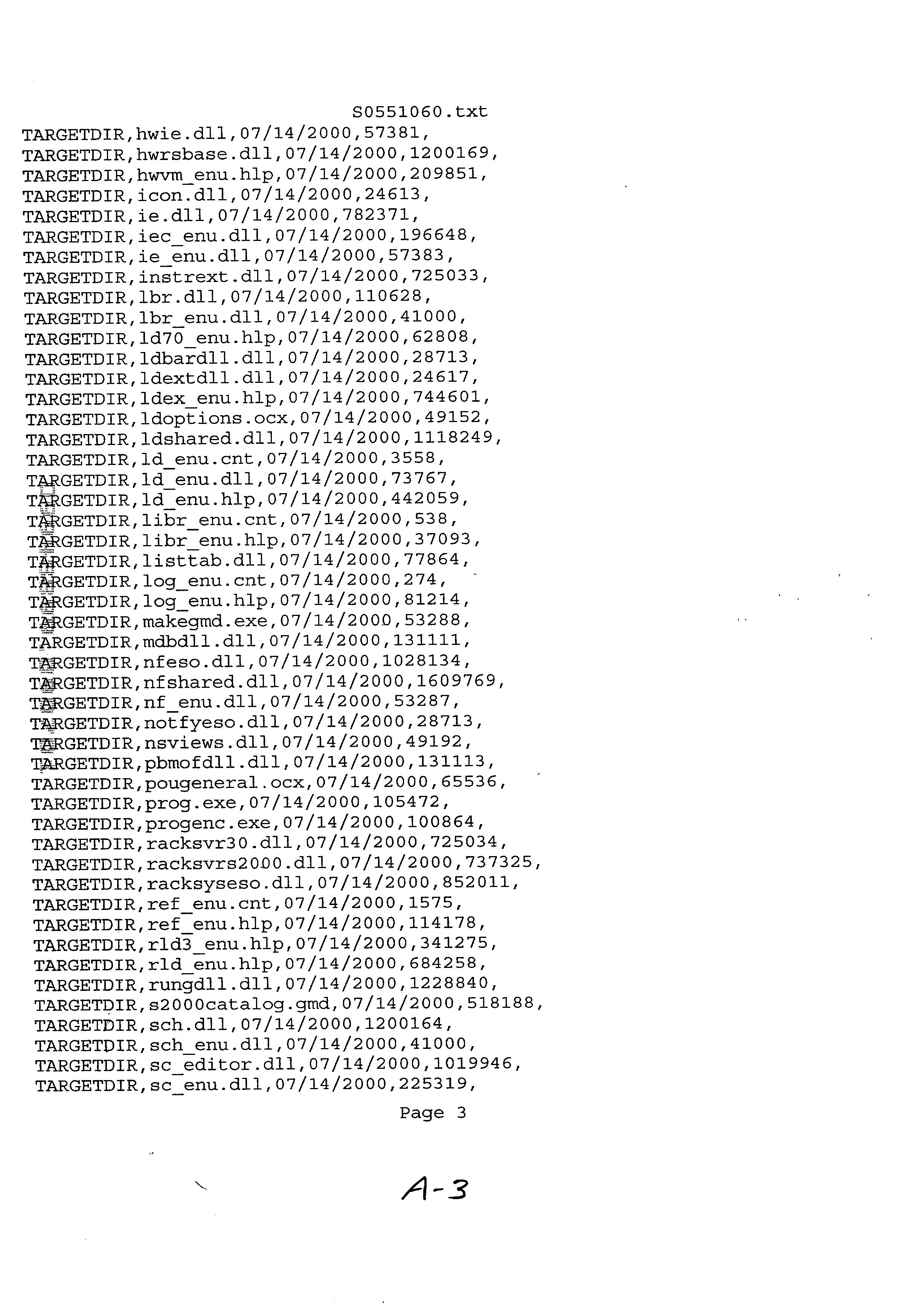 Figure US20030051235A1-20030313-P00004