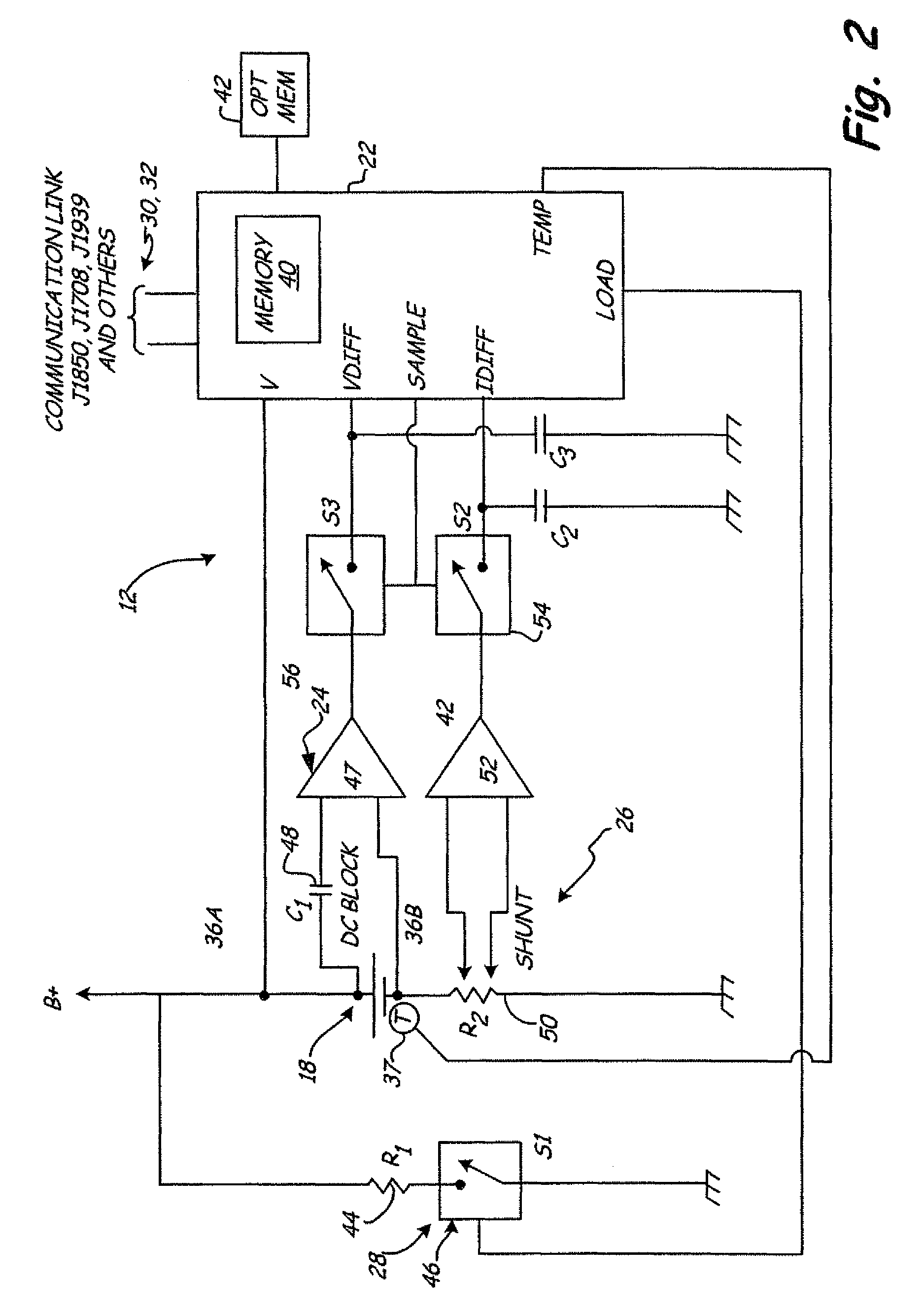 US8493022B2 - Automotive vehicle electrical system ... on