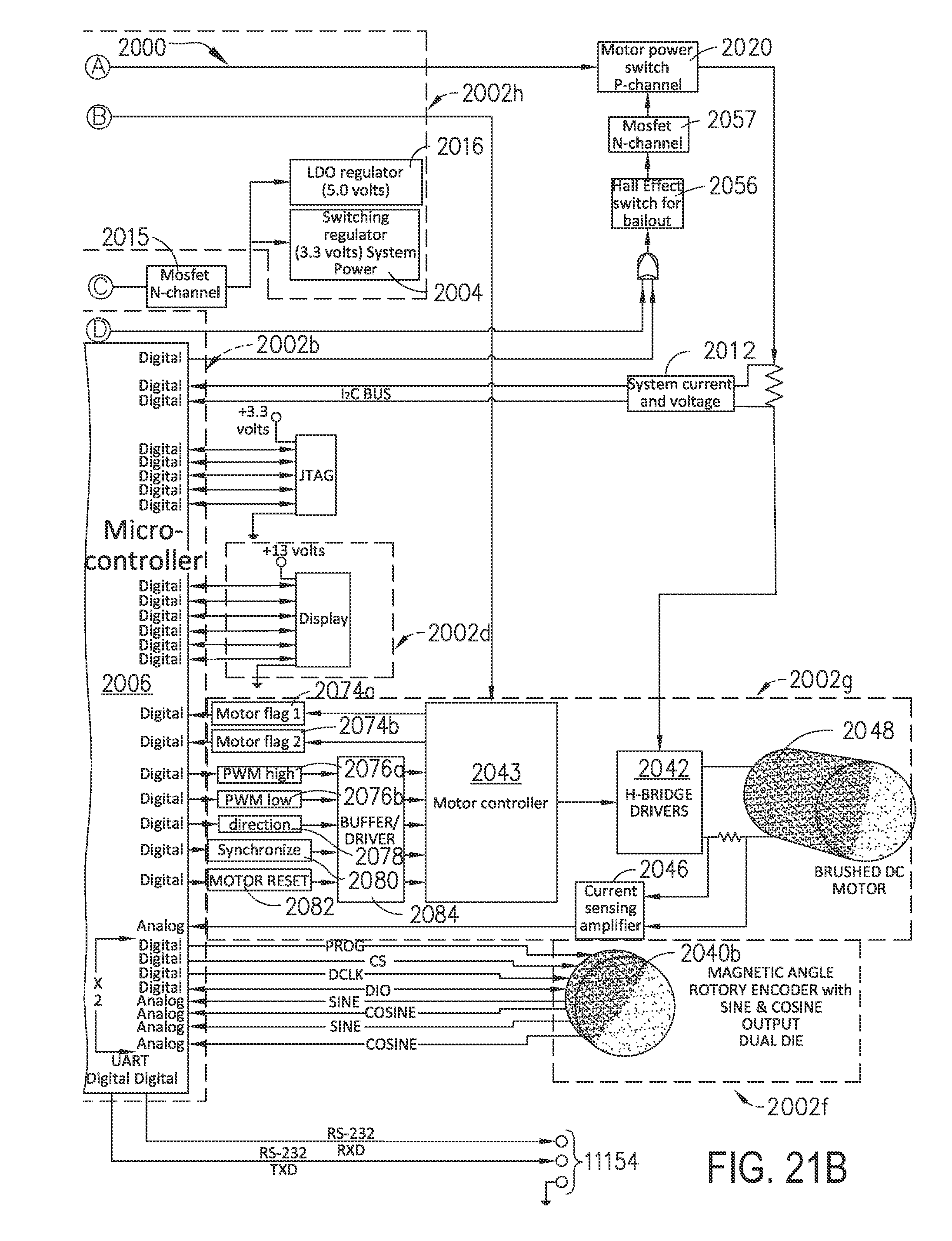 Roger Andrews Switching System