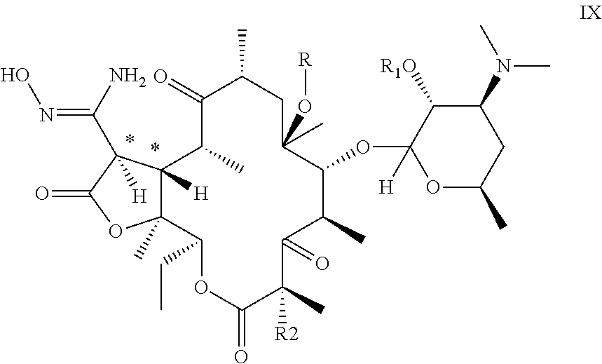 US9206214B2 - Process for preparation of ketolide intermediates