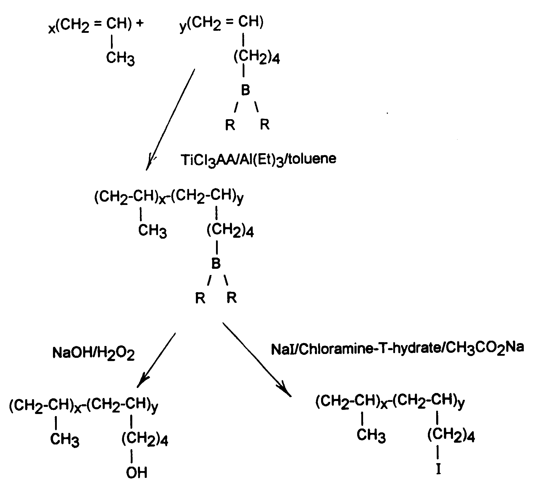 EP0700405B1 - Lewis acid catalysts supported on porous