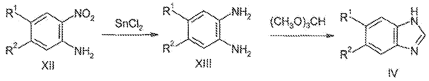 WO2007143456A2 - Benzimidazol substituted thiophene derivatives with