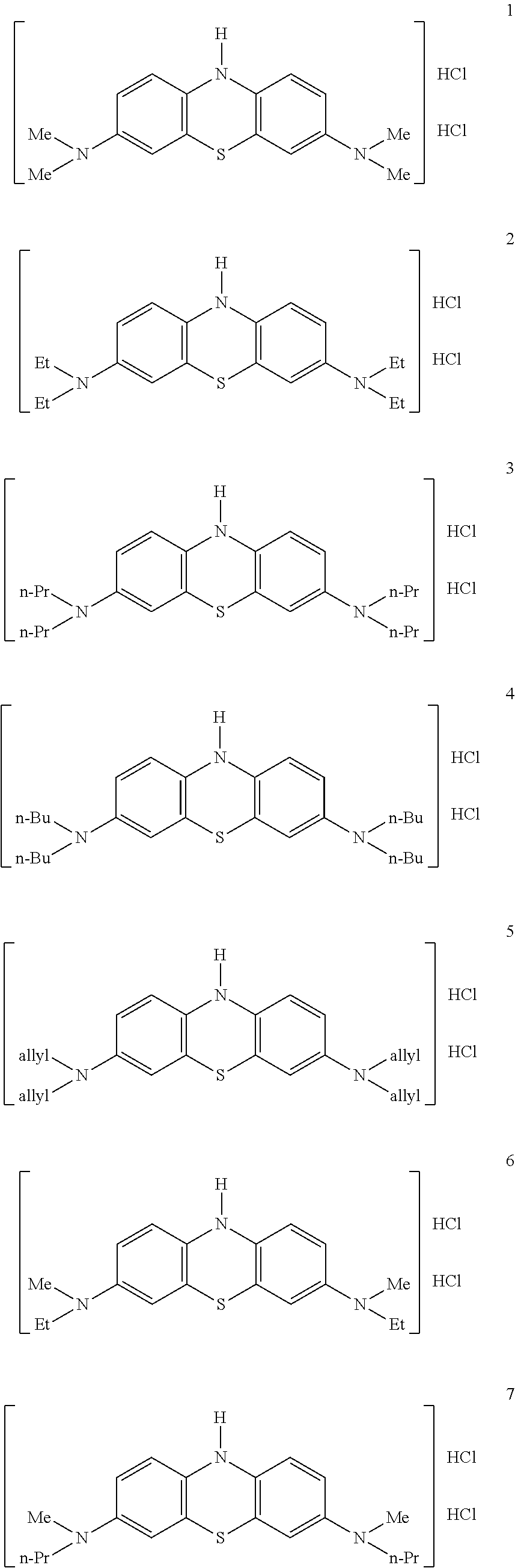 US9174954B2 - 3,7-diamino-10H-phenothiazine salts and their use