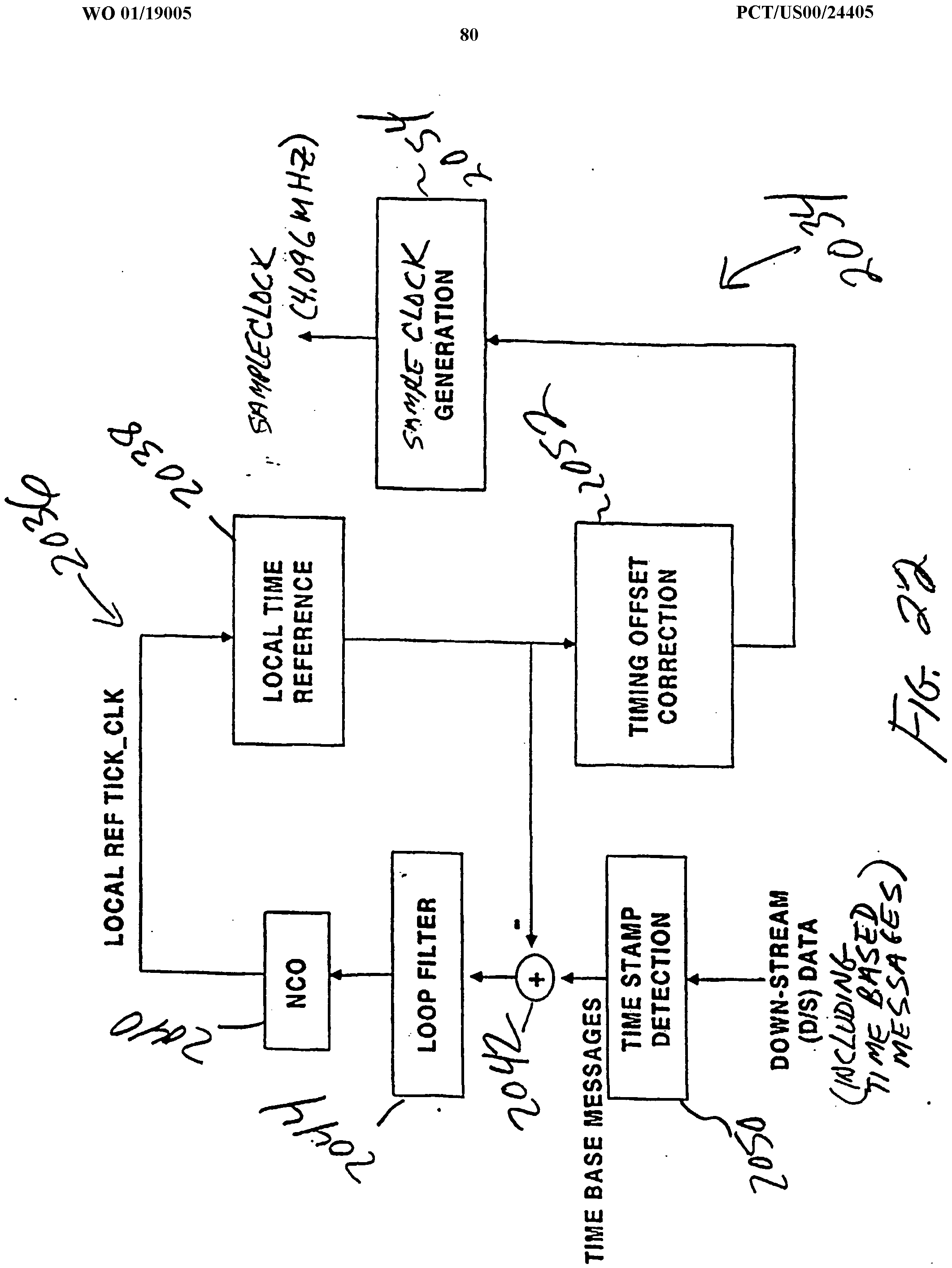 Wo2001019005a1 System And Method For The Synchronization Four Five Channel Rc Cars Tx Rx Circuits Using Metal Gate Cmos Figure Imgf000081 0001