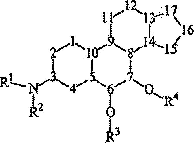 three nitrogen