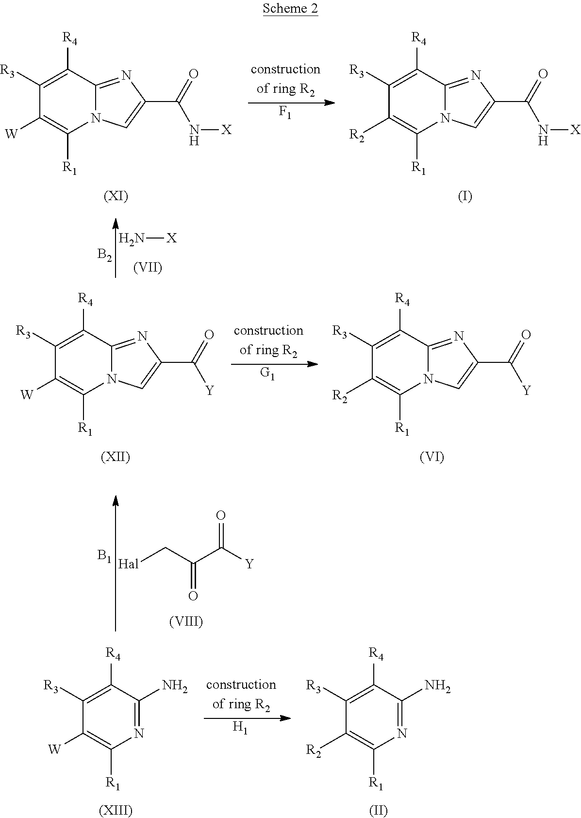 Us8691990b2 6 heterocyclic imidazo12 pyridine 2 carboxamide figure us08691990 20140408 c00004 fandeluxe Choice Image