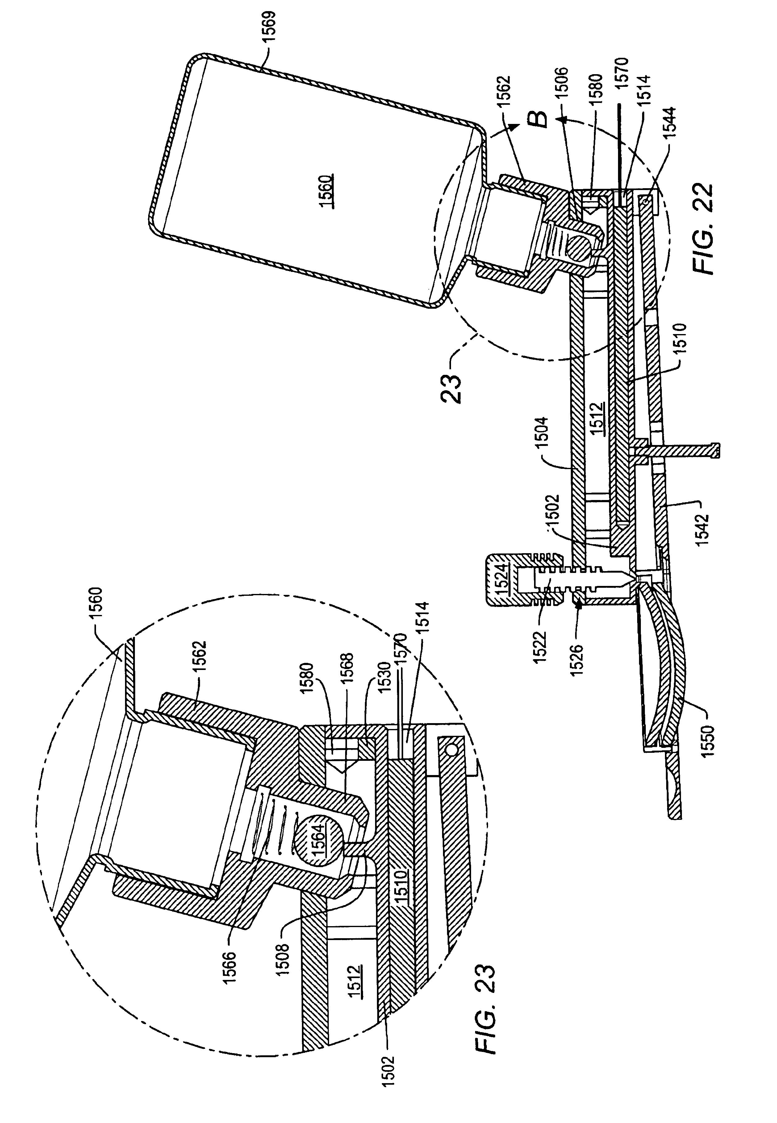 US6790024B2 - Apparatus for preparing an eyegl lens ... on