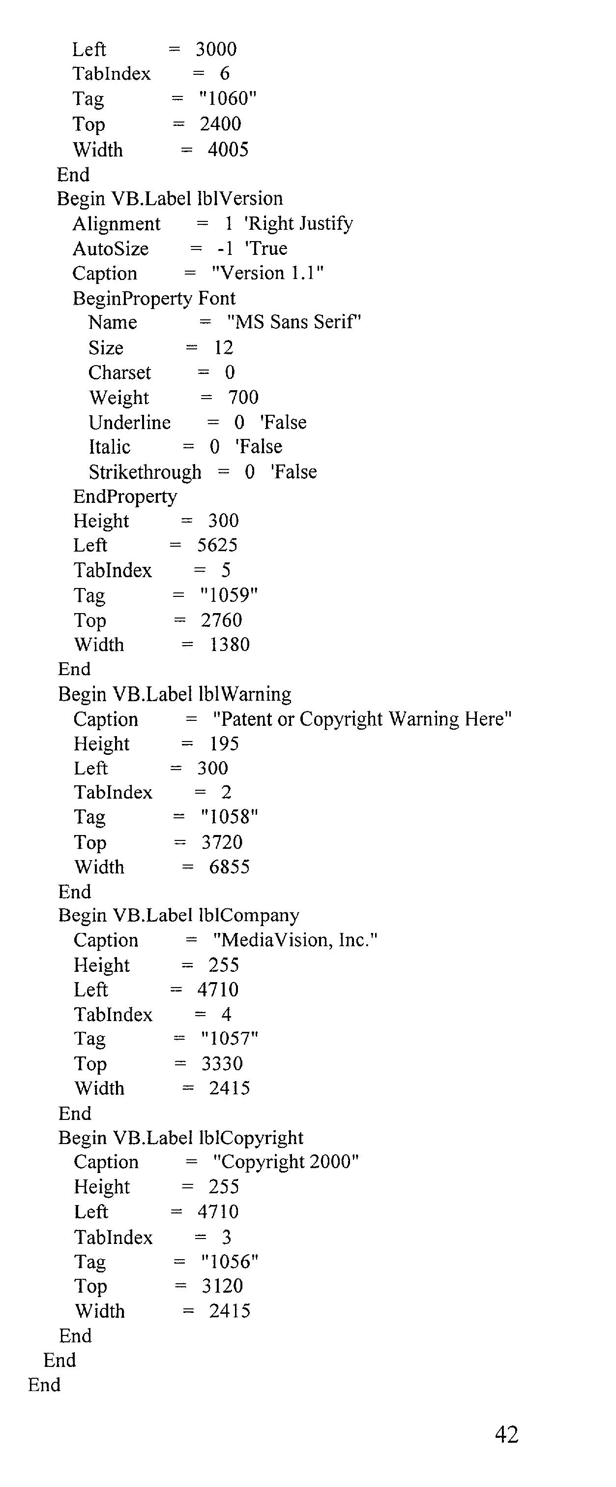 Figure US20020042741A1-20020411-P00033