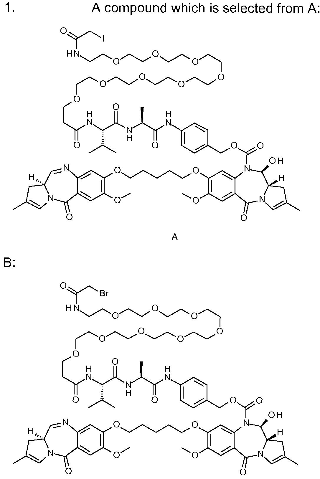 Abp 656 wo2015052322a1 - pyrrolobenzodiazepines and conjugates