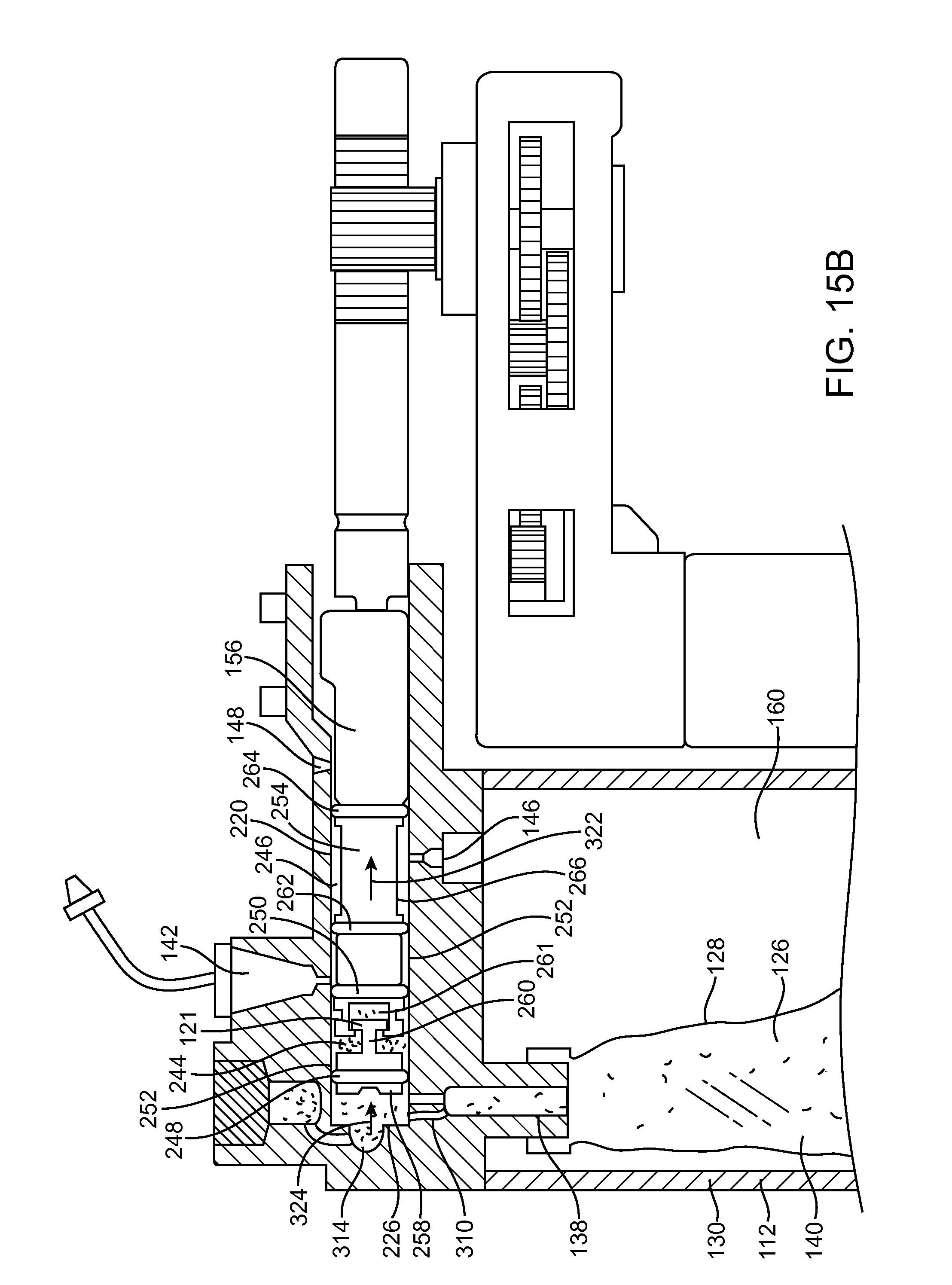 Us8926561b2 Infusion Pump System With Disposable Cartridge Having For Diagram Door Wiring Opener Pv 612 Pressure Venting And Feedback Google Patents