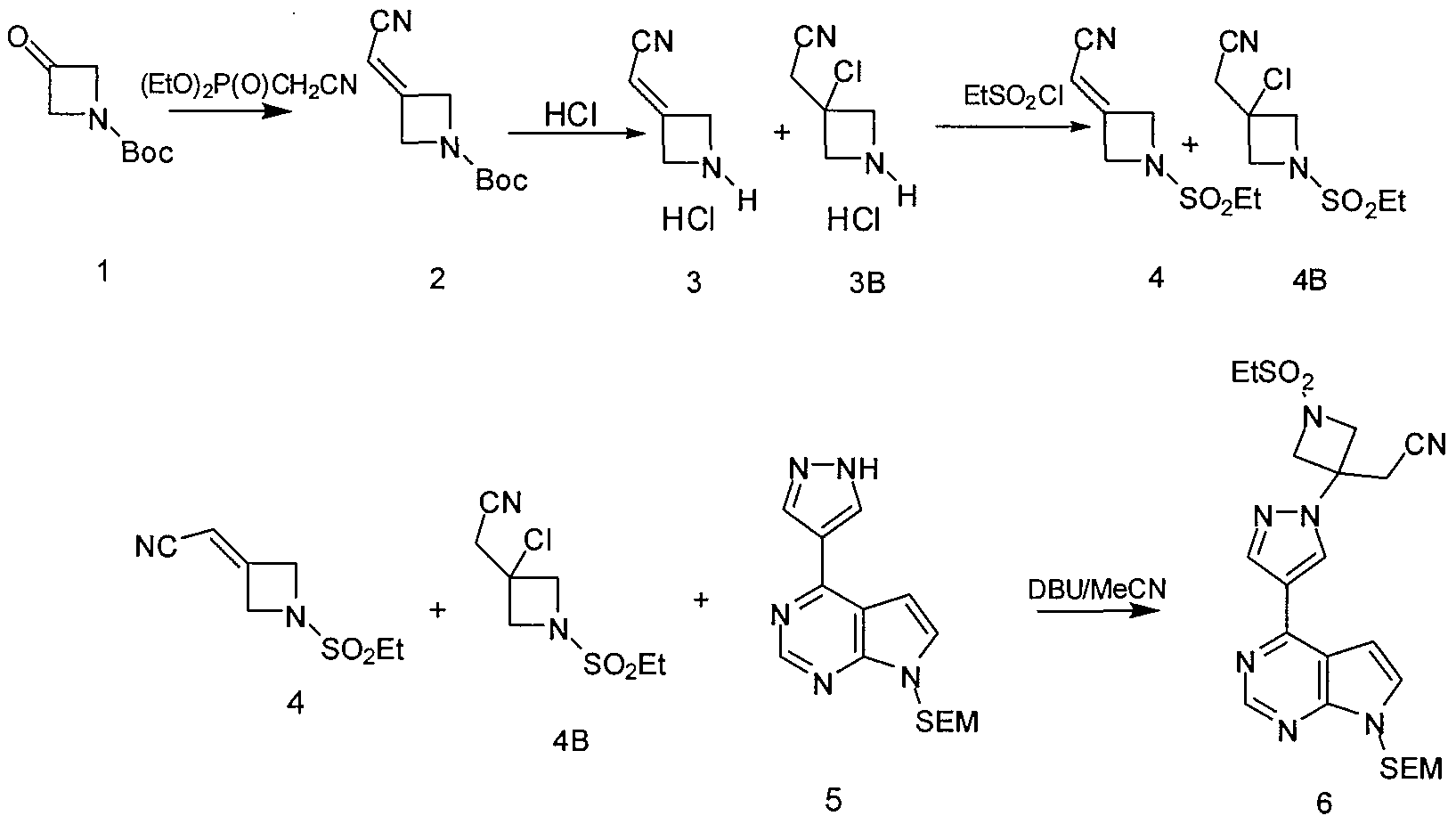 Wo2009114512a1 Azetidine And Cyclobutane Derivatives As Jak 1966 Mercury Park Lane Wiring Diagram Figure Imgf000123 0001