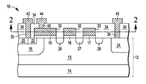 US8319283B2 - Laterally diffused metal oxide semiconductor