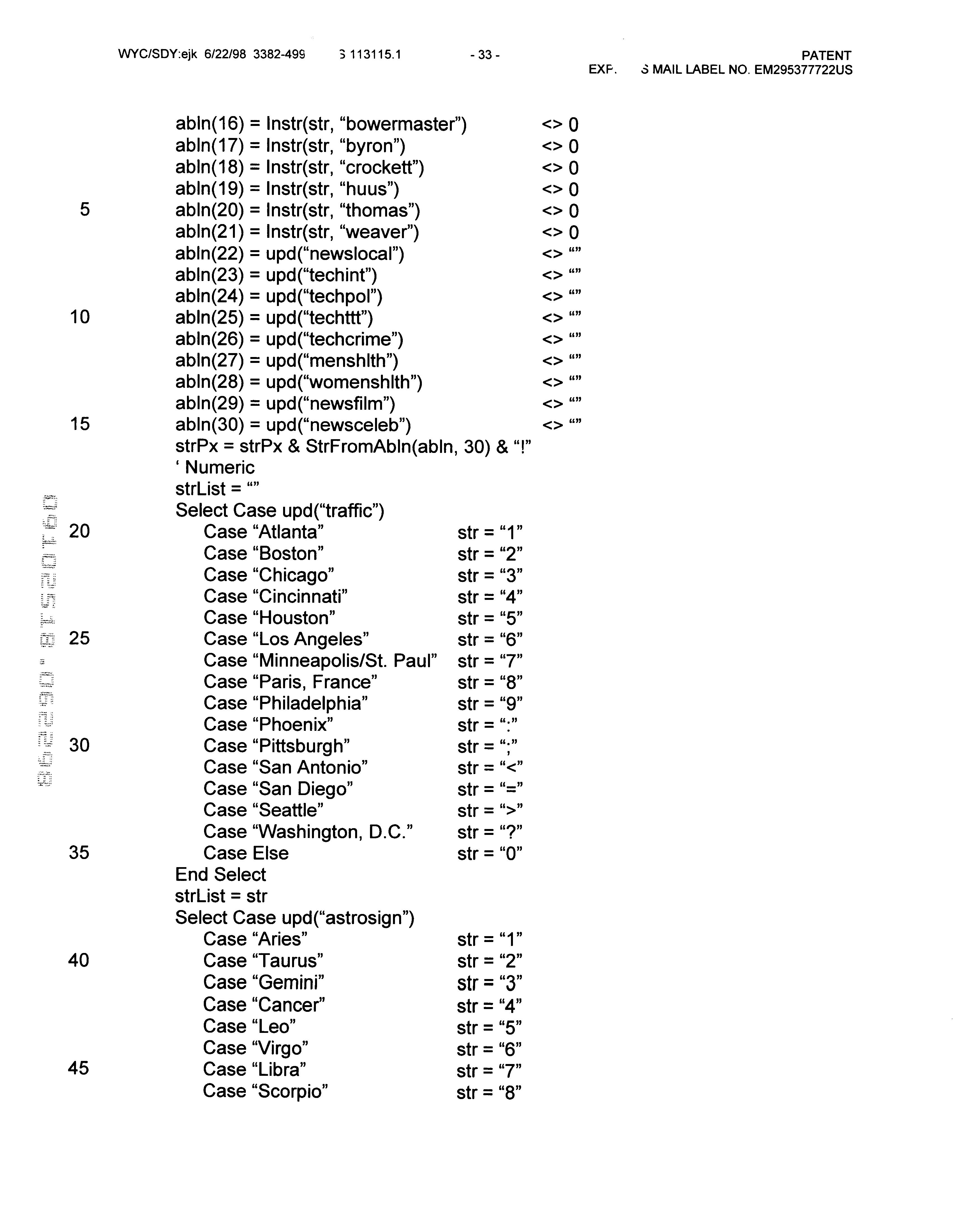 Figure US06330566-20011211-P00002