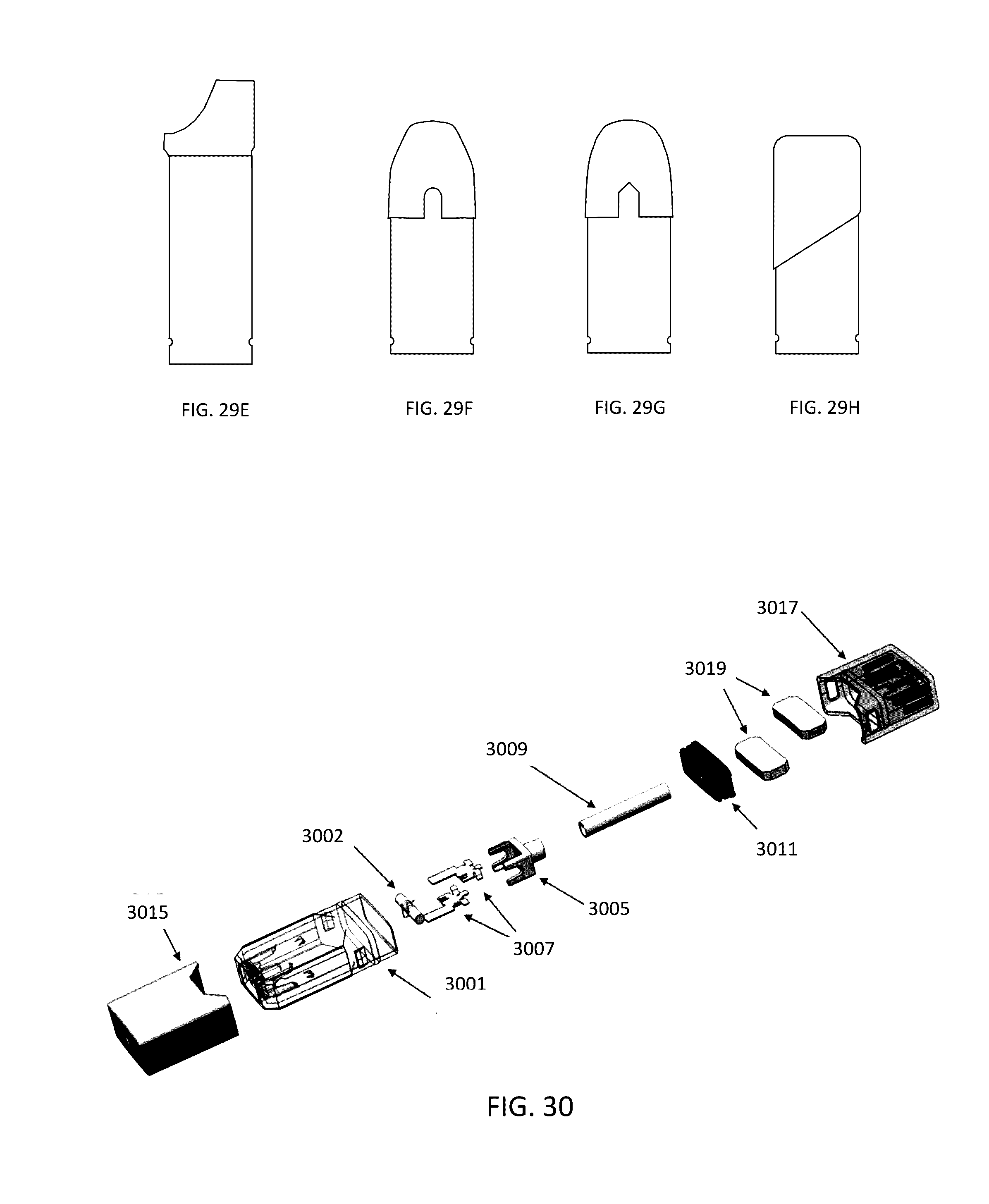 US20170035115A1 - Cartridge for use with a vaporizer device