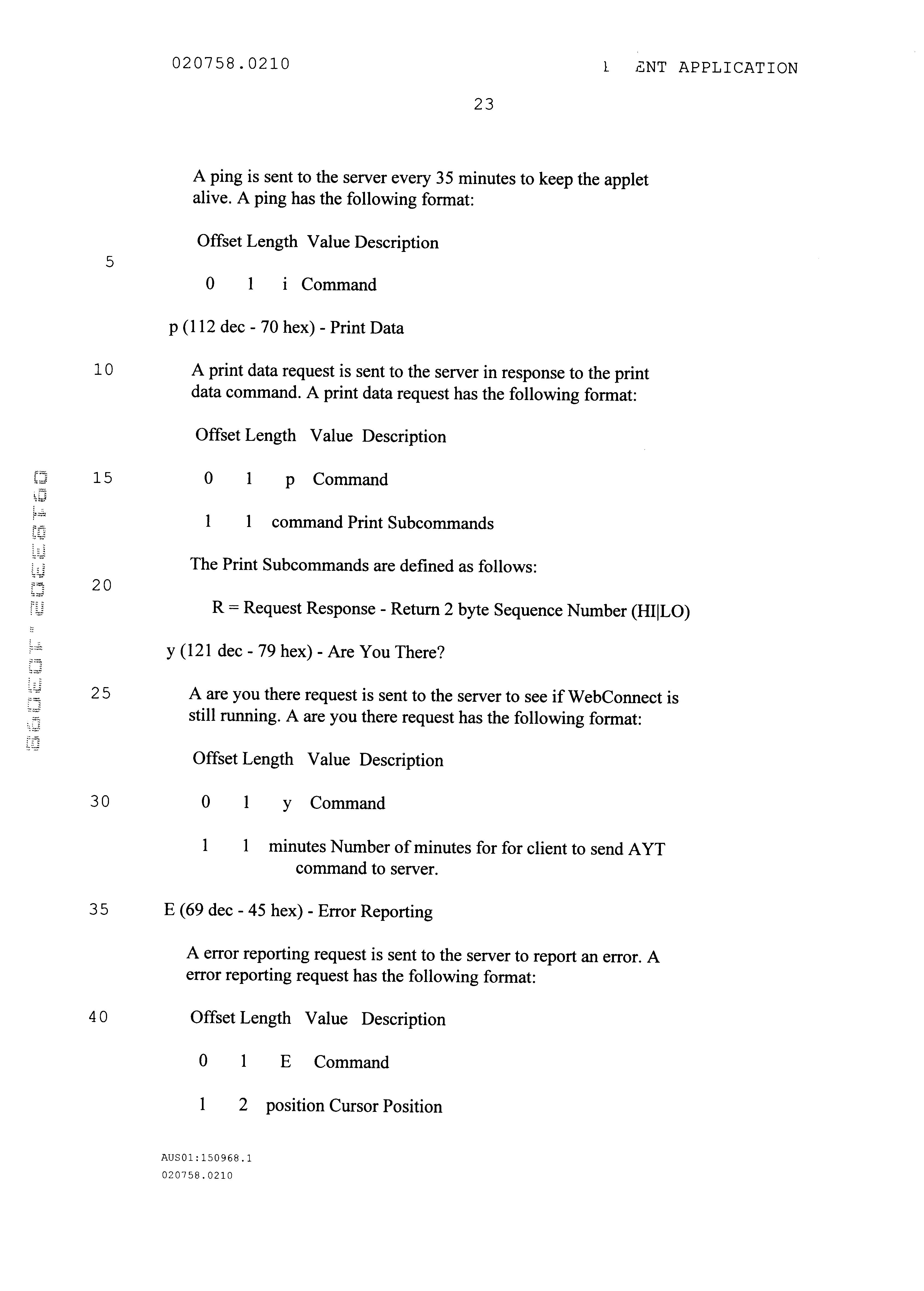 Figure US06216101-20010410-P00007