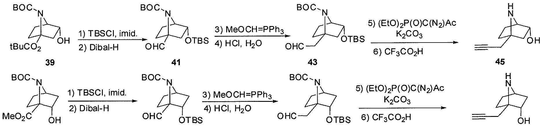WO2009025919A2 - 5-propargyl-pyrimidine derivatives as