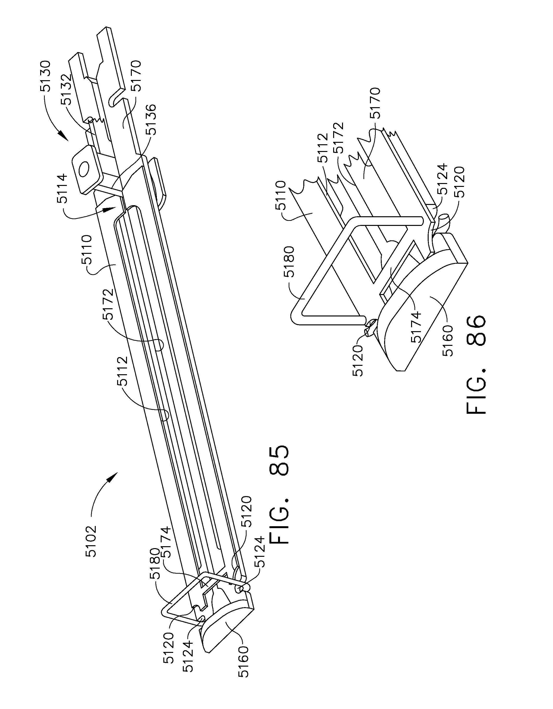 US20130146642A1 - Multiple thickness implantable layers for ... on