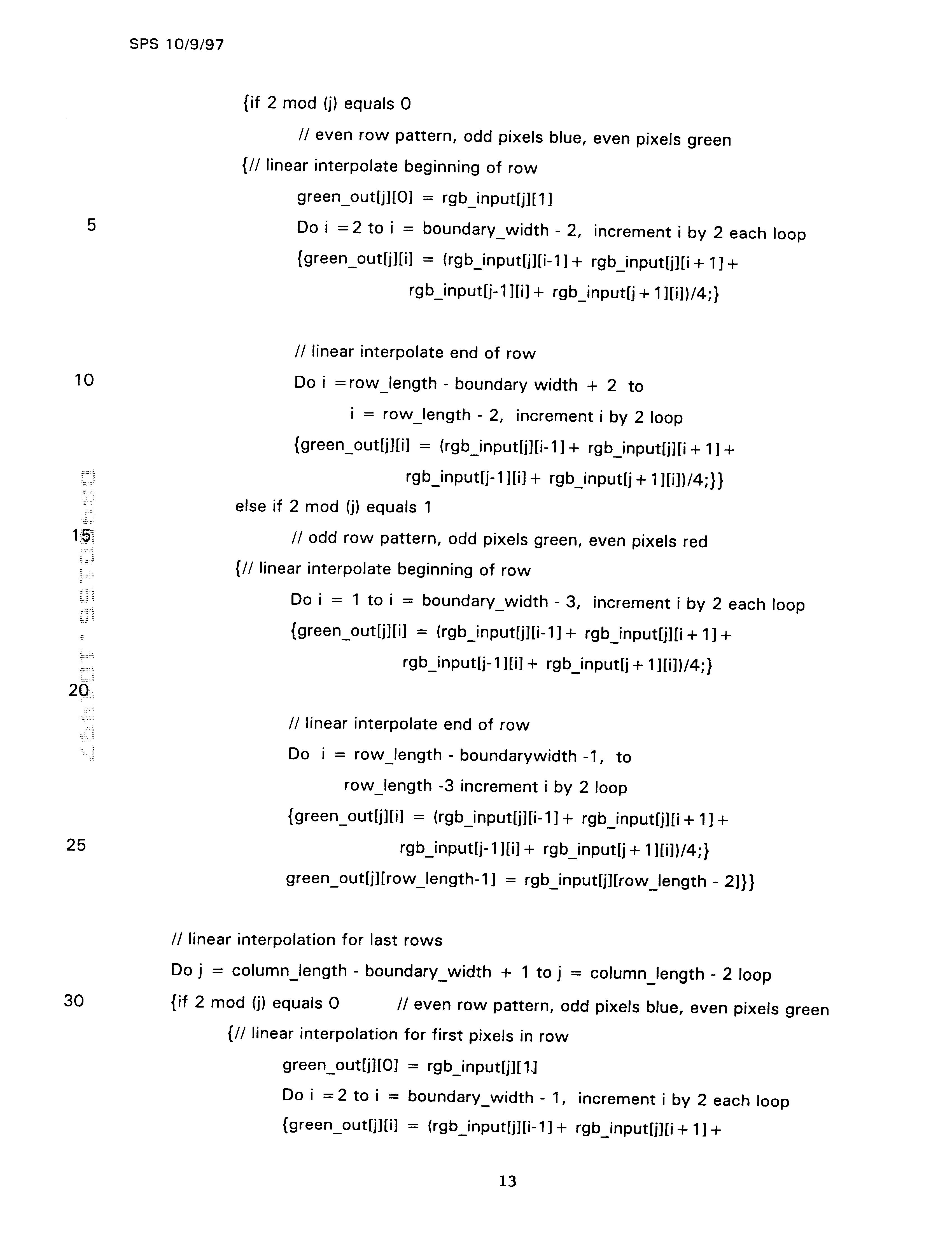 Figure US06181376-20010130-P00002