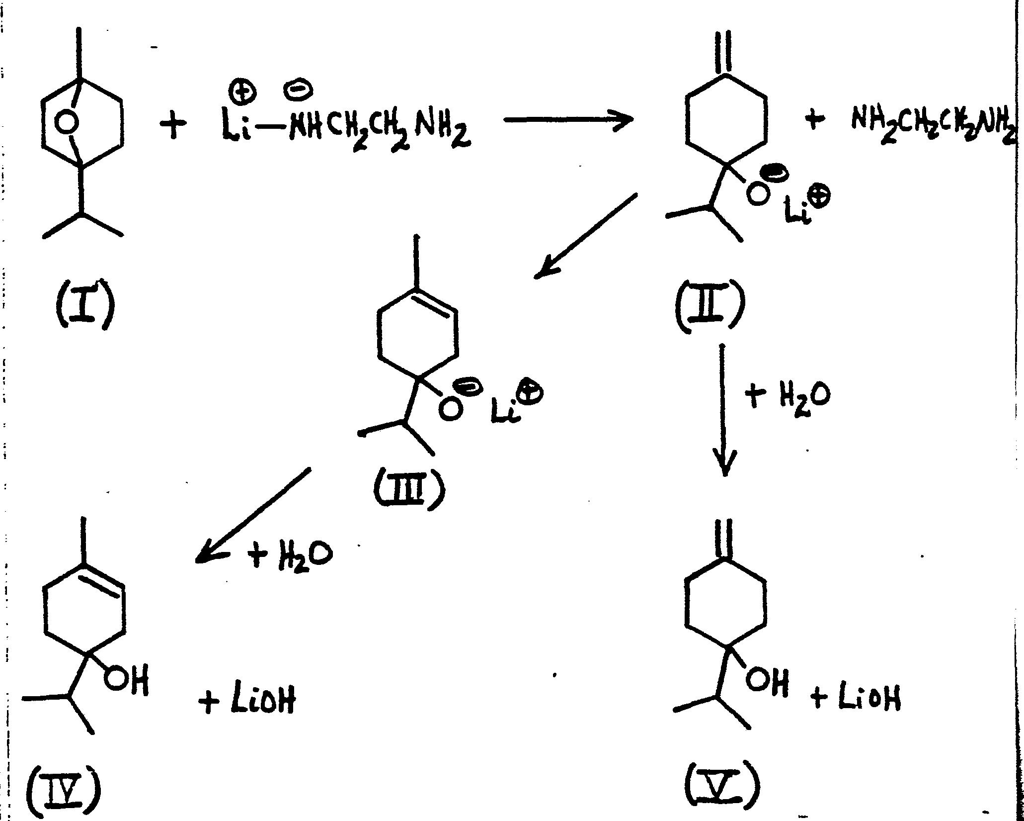 ep0200811a1 - preparation of terpinen-4-ols