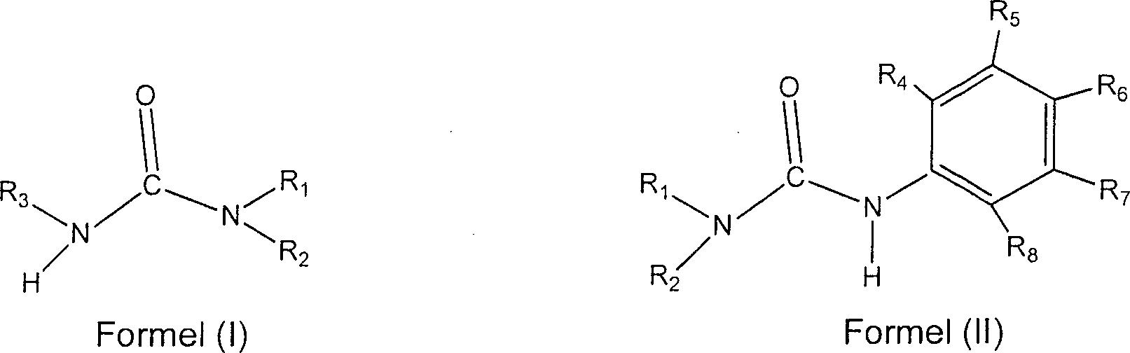 DE102011012079A1 - Liquid hardener useful e g  for hardening