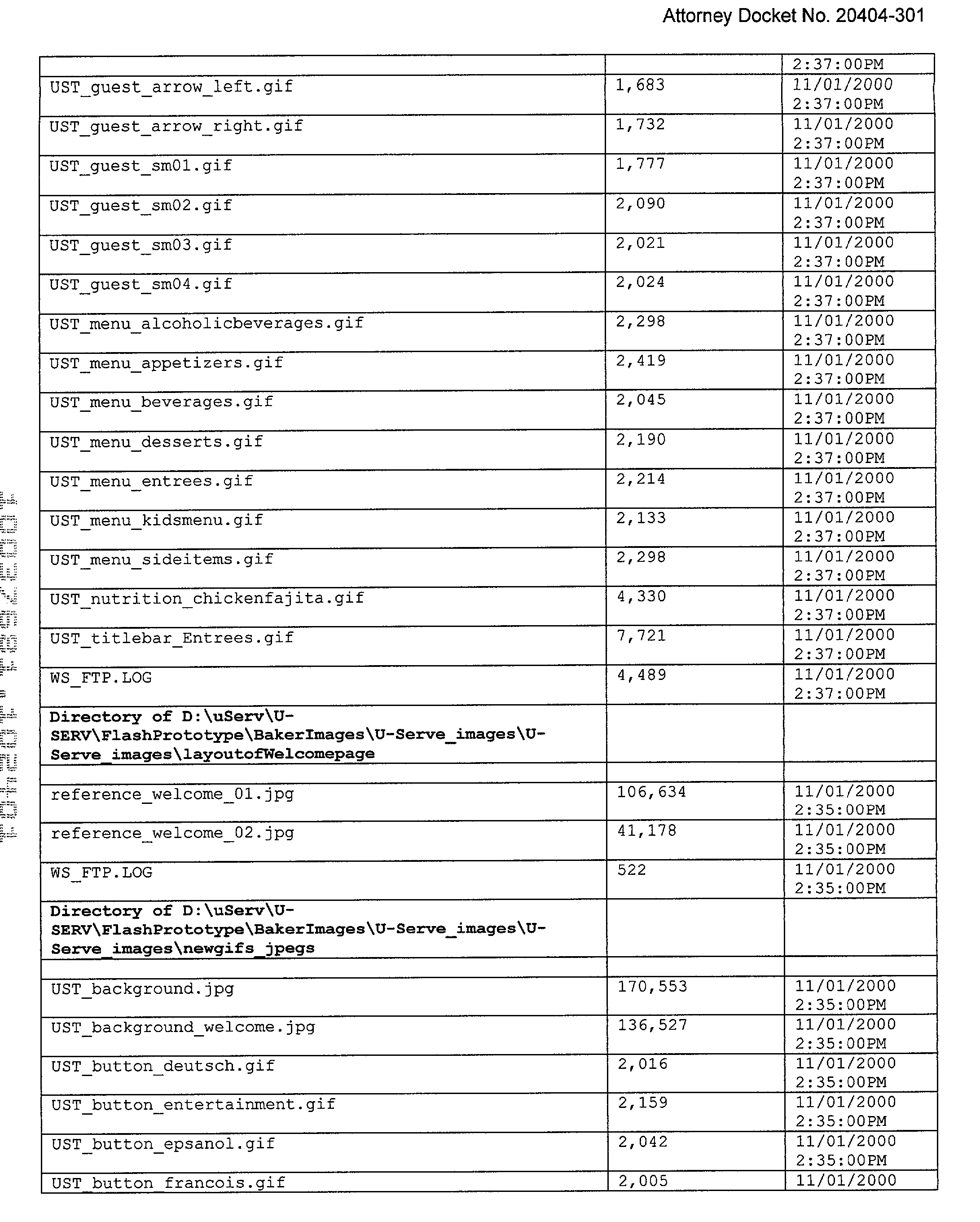 Figure US20030078793A1-20030424-P00022
