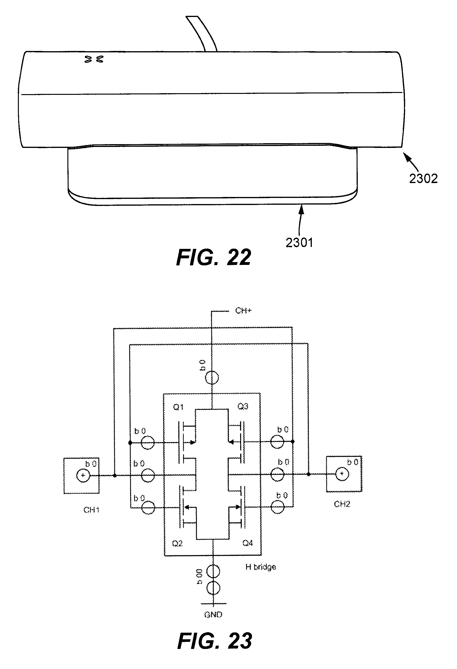 Us10058130b2 Cartridge For Use With A Vaporizer Device Google Karr 4040a Wiring Diagram Patents