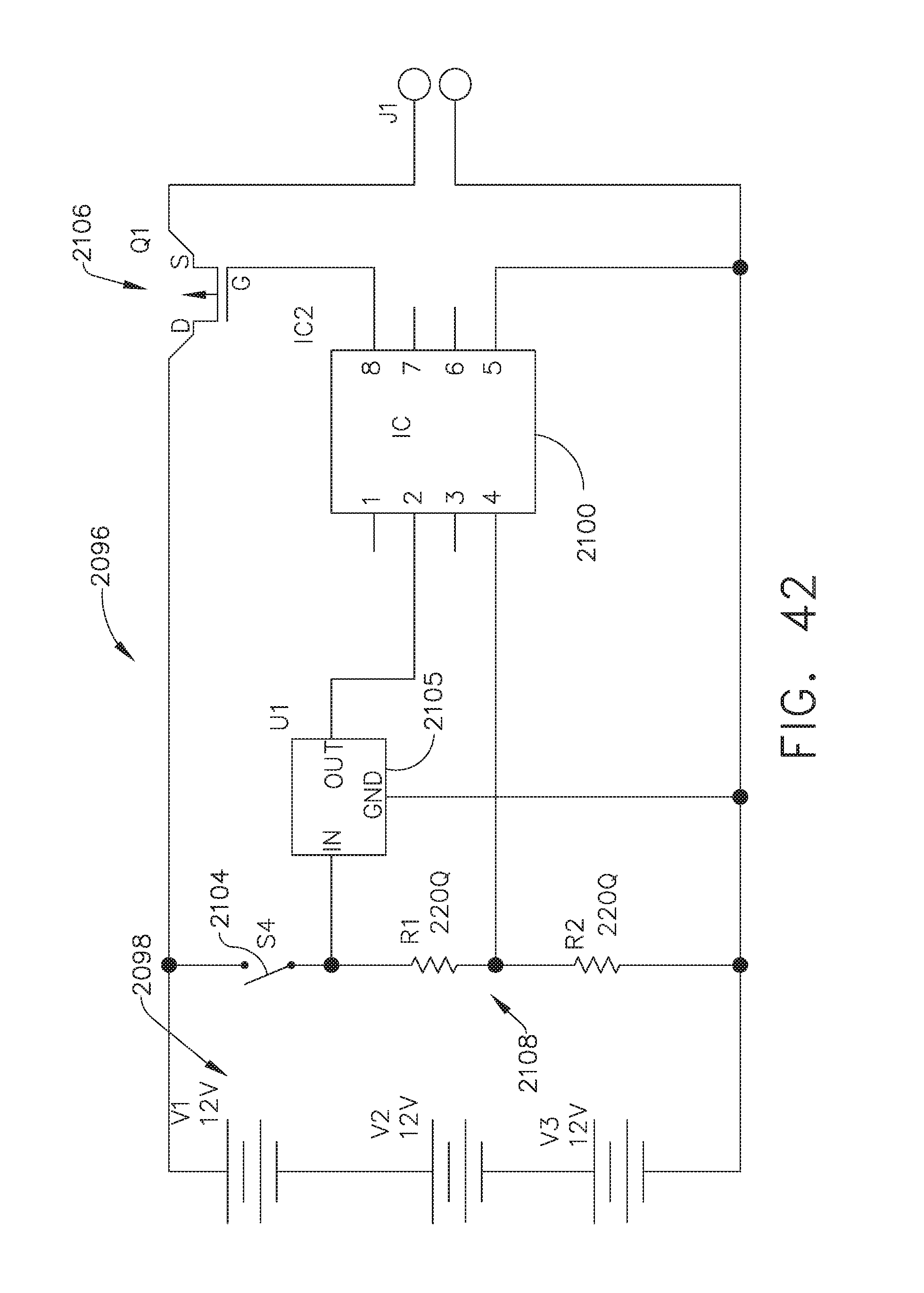 Us9743929b2 Modular Powered Surgical Instrument With Detachable 12 Volt Latching Relay Diagram Likewise Starter Kill Shaft Assemblies Google Patents