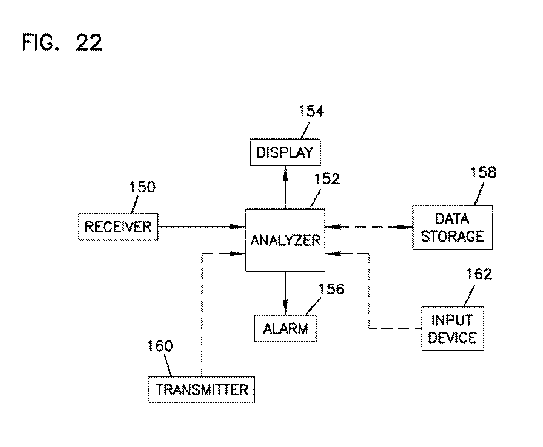 Us9014773b2 Analyte Monitoring Device And Methods Of Use Google Symbol Piezo Speaker Schematic Circuit Microphone Pre Patents