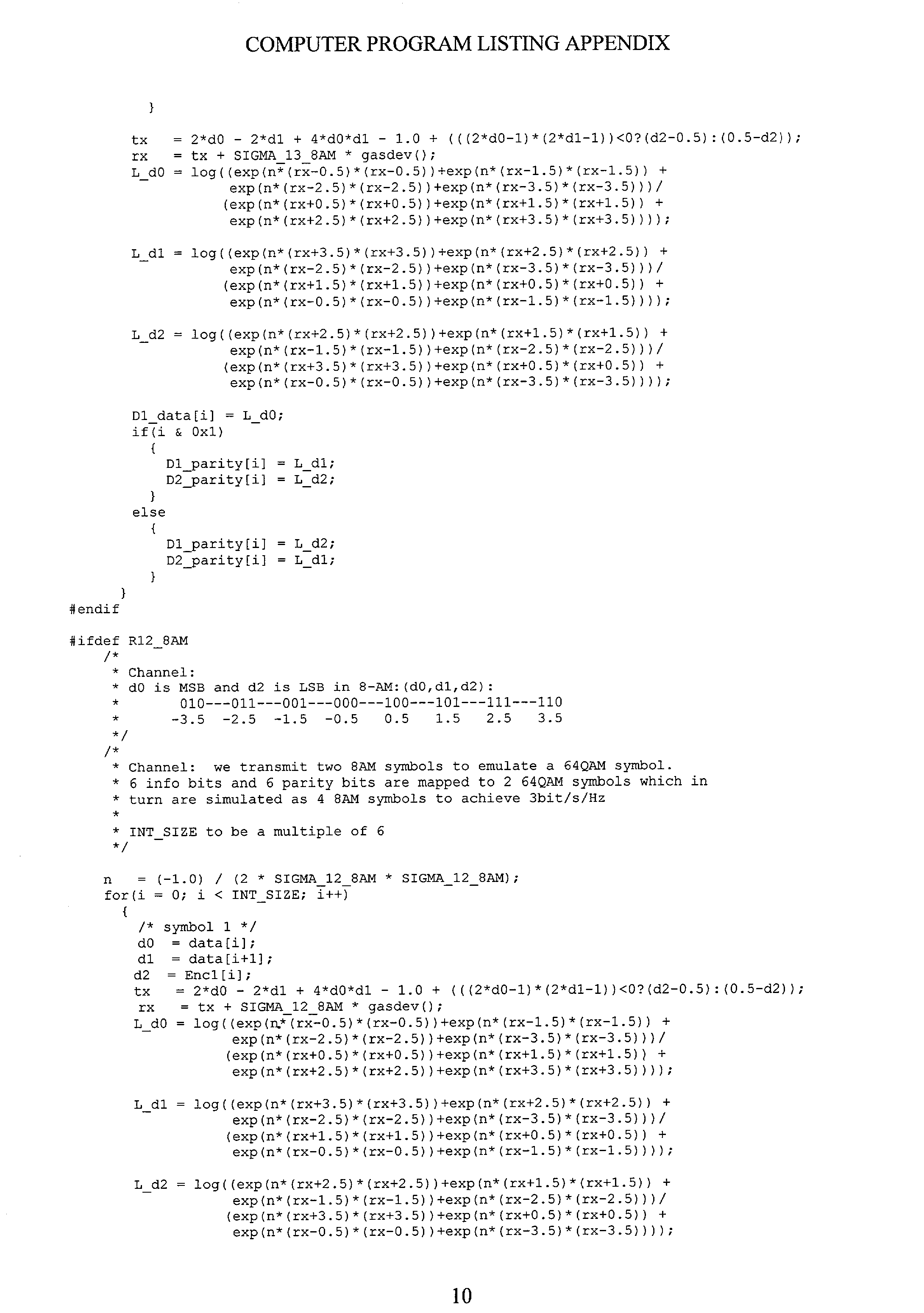 Figure US20020051501A1-20020502-P00009