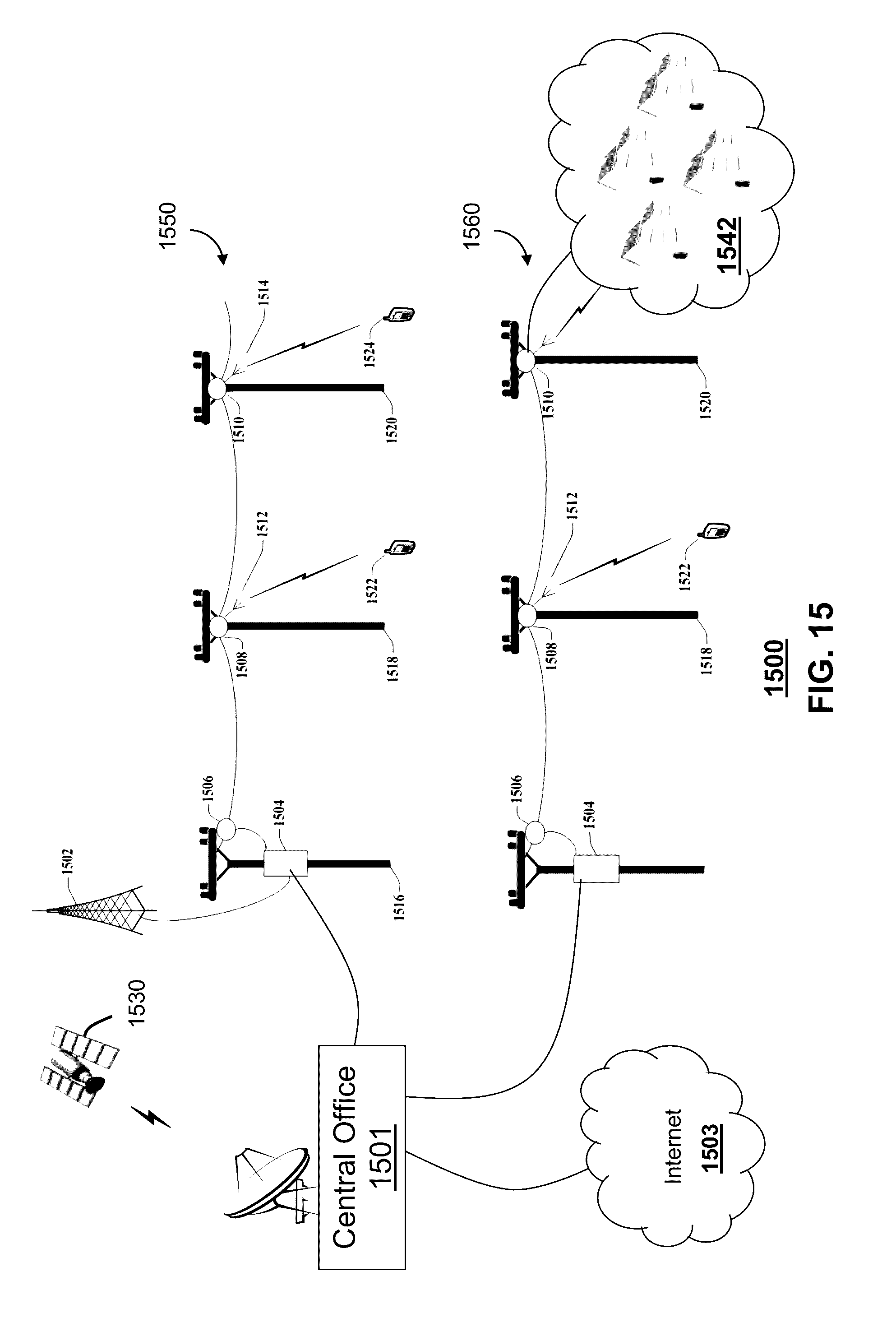 US20170018856A1 - Antenna system with dielectric array and