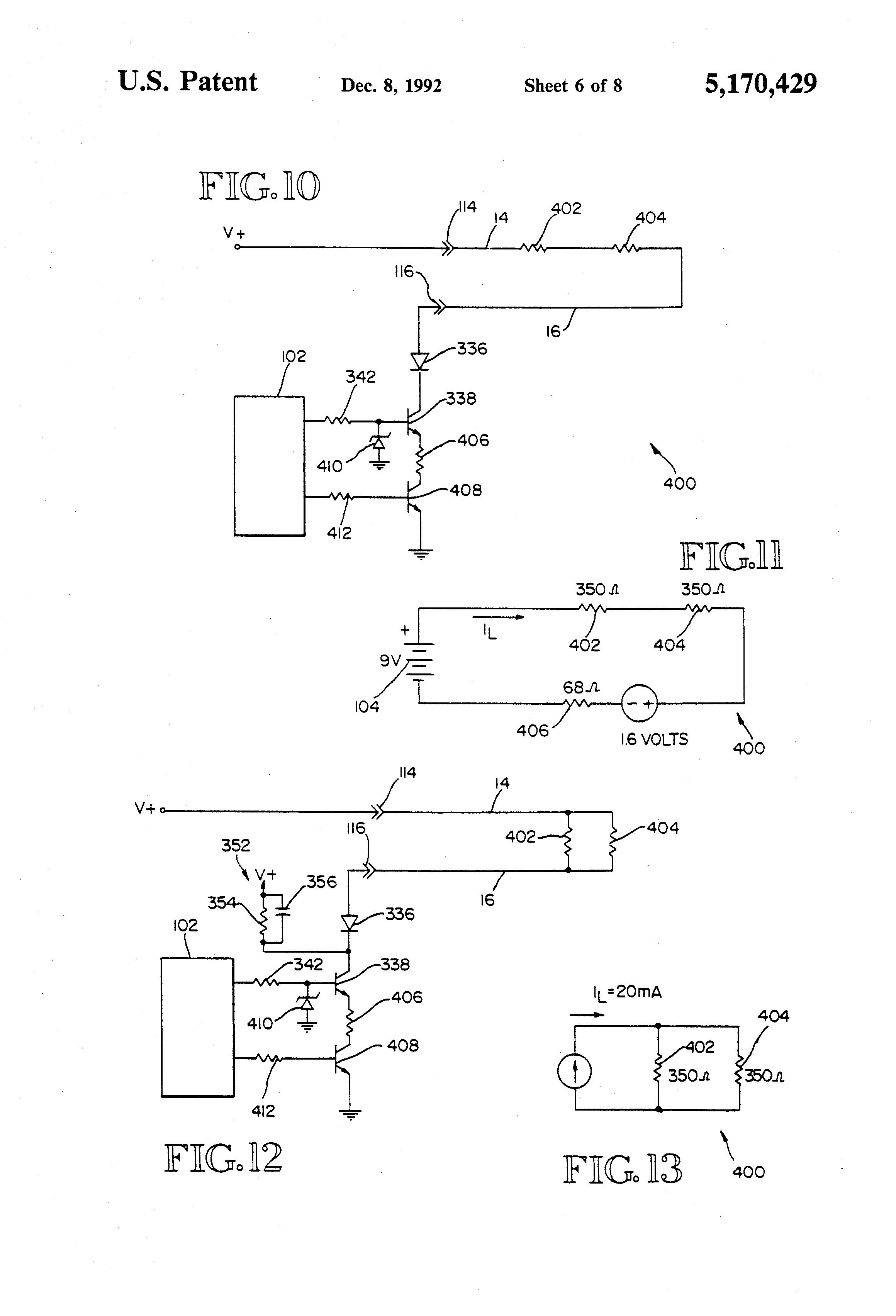 Circuit Schematic Diagram Of Audible Logic Probe