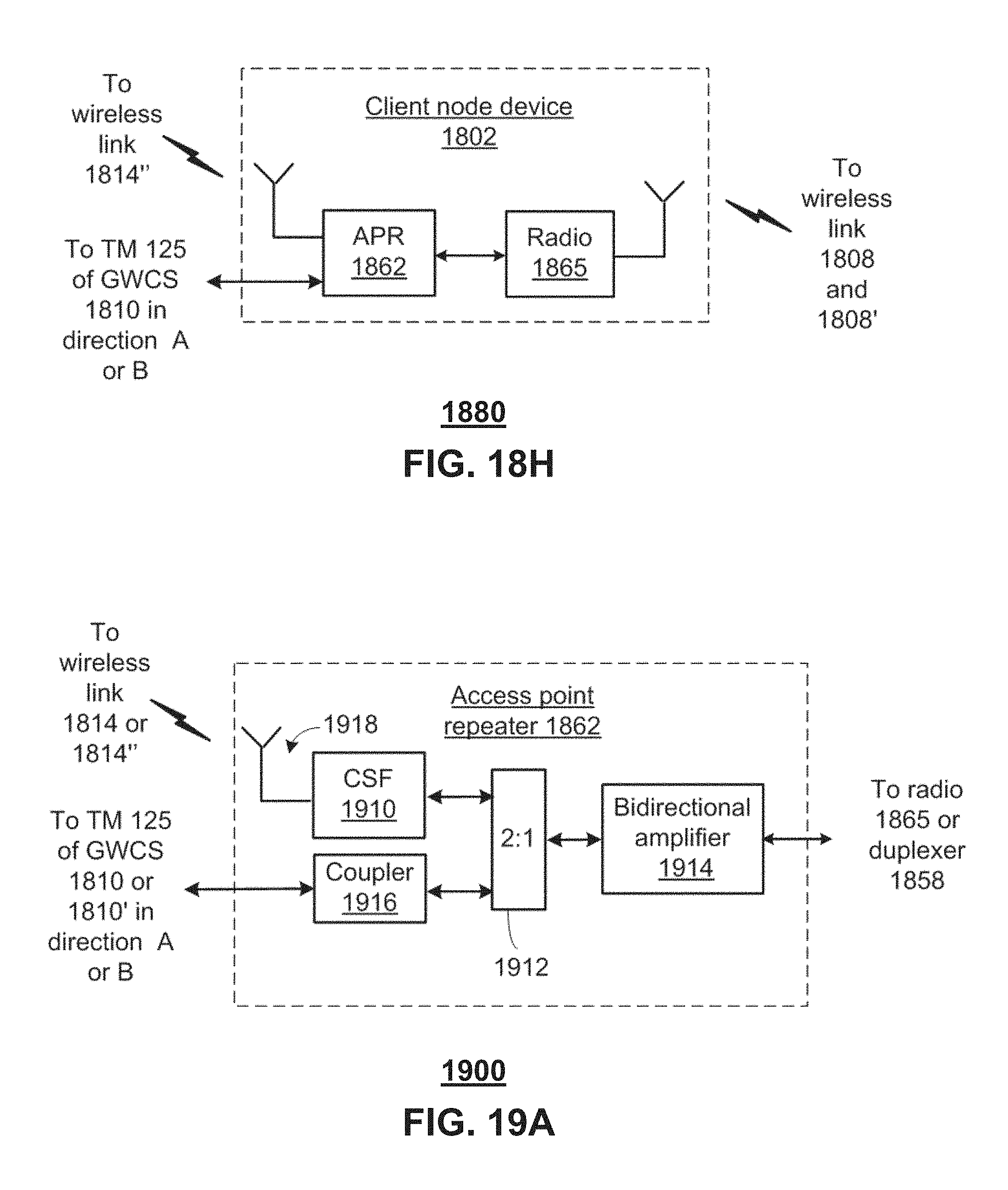 Us9749053b2 Node Device Repeater And Methods For Use Therewith Avaya Speaker Wiring Diagram Google Patents