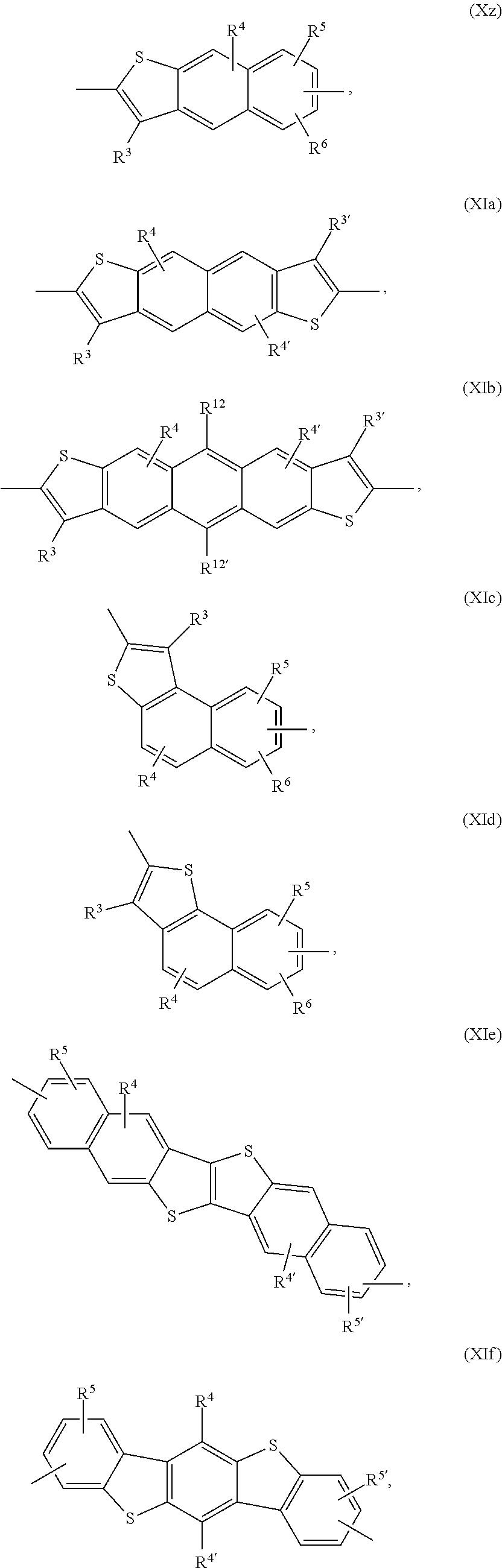 US8796469B2 - Diketopyrrolopyrrole polymers for use in organic