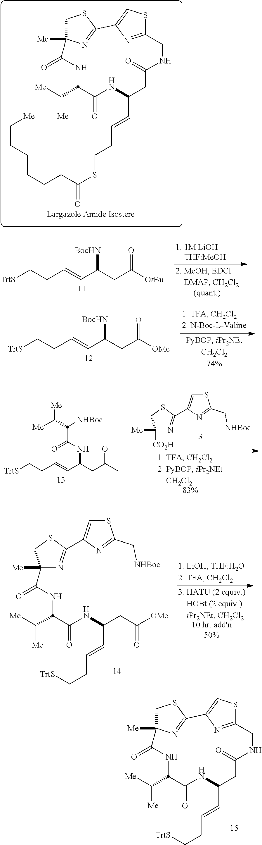 us9186402b2 method for preparing largazole analogs and uses Ford 7.3 IPR figure us09186402 20151117 c00061